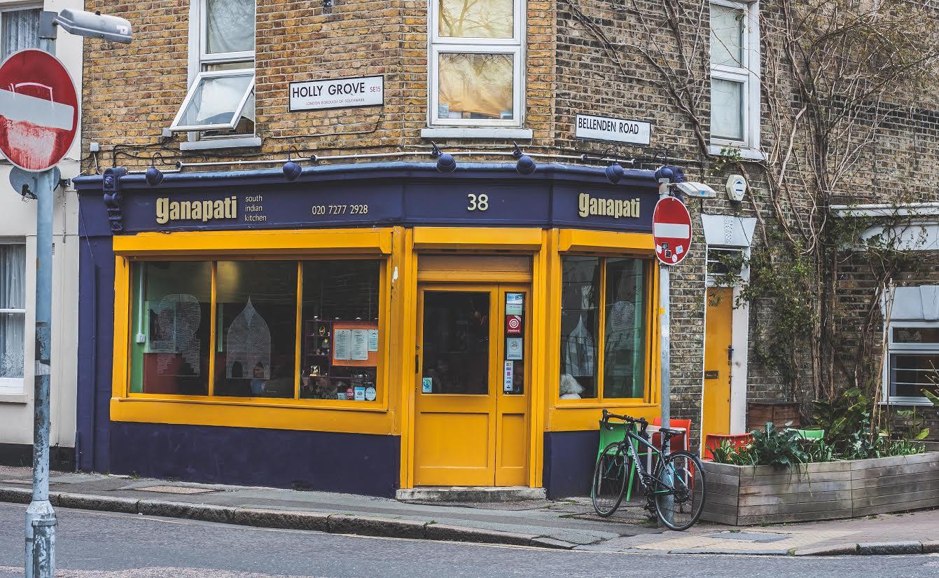 Ganapati in Peckham