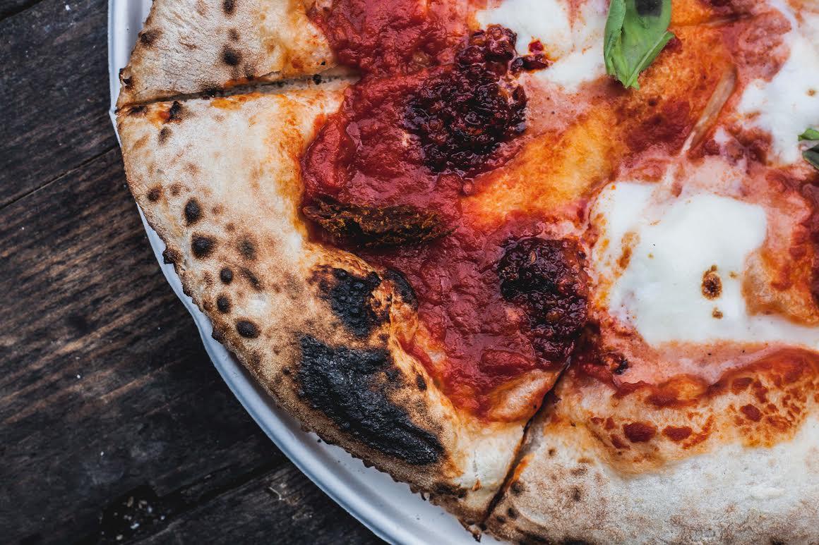 Dough Bro pizza