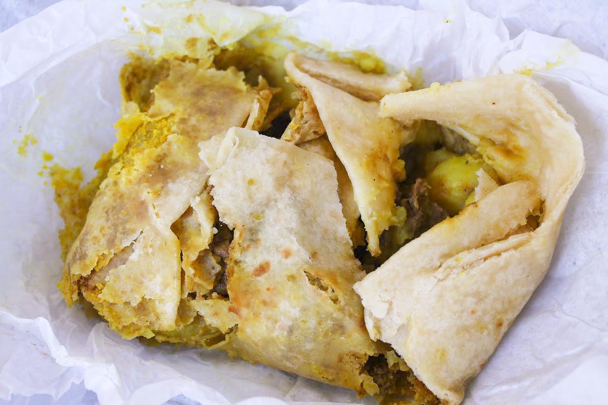 goat curry roti,Roti Masters in Croydon