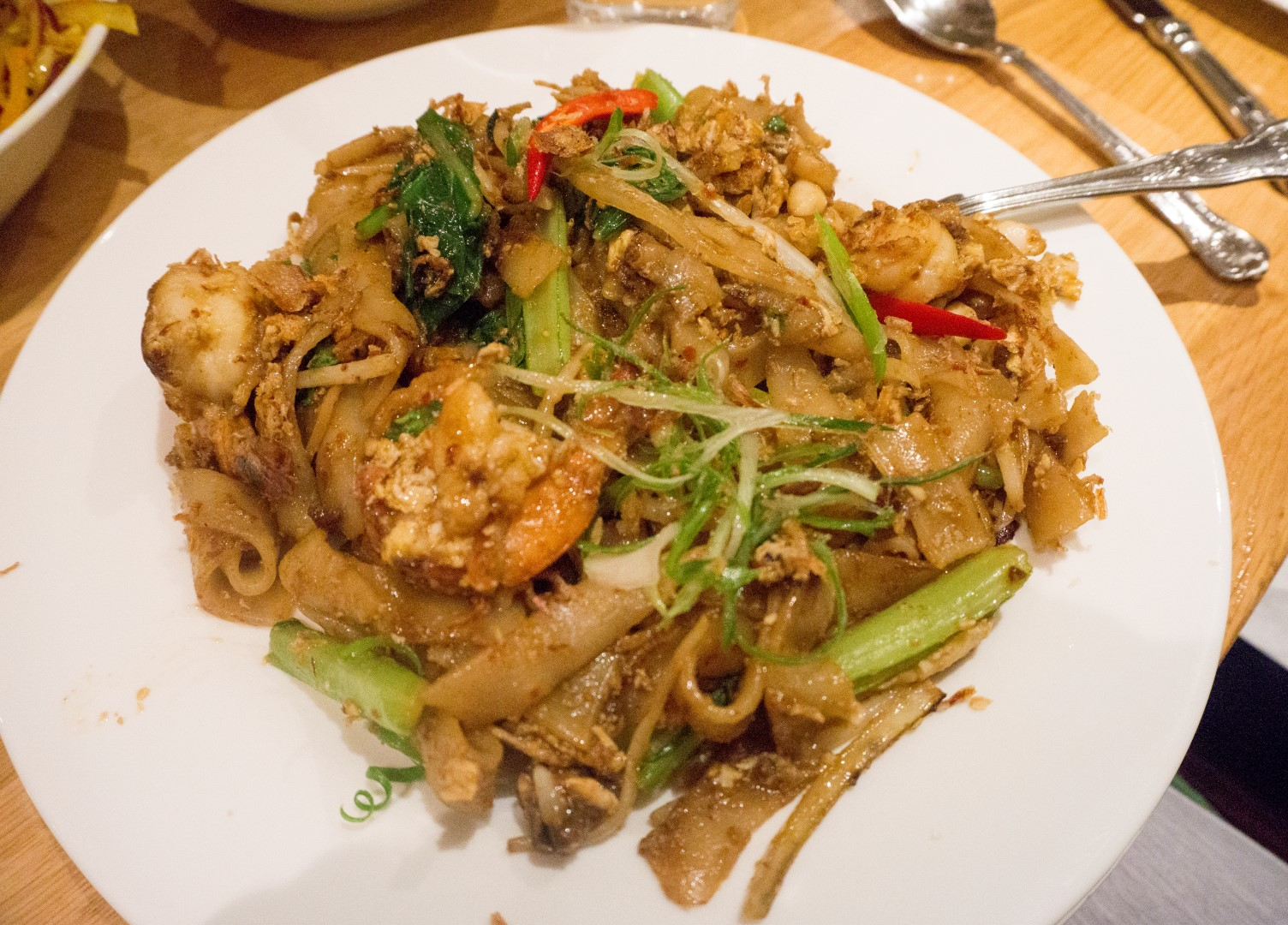 kway teow goreng from Tuk Din in Bayswater