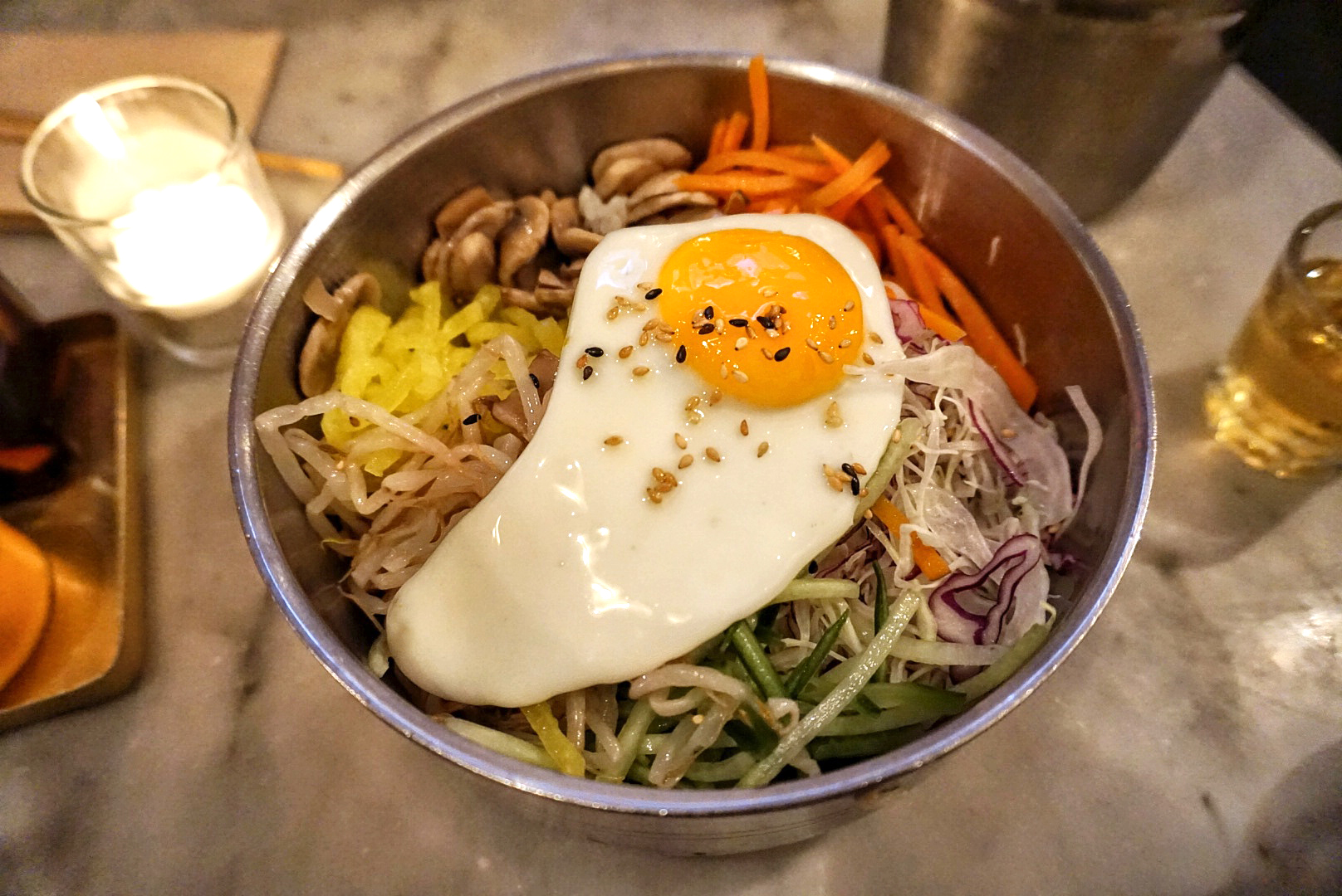 bibimbab at On The Bab | Covent Garden, Marylebone, Shoreditch and St Paul's