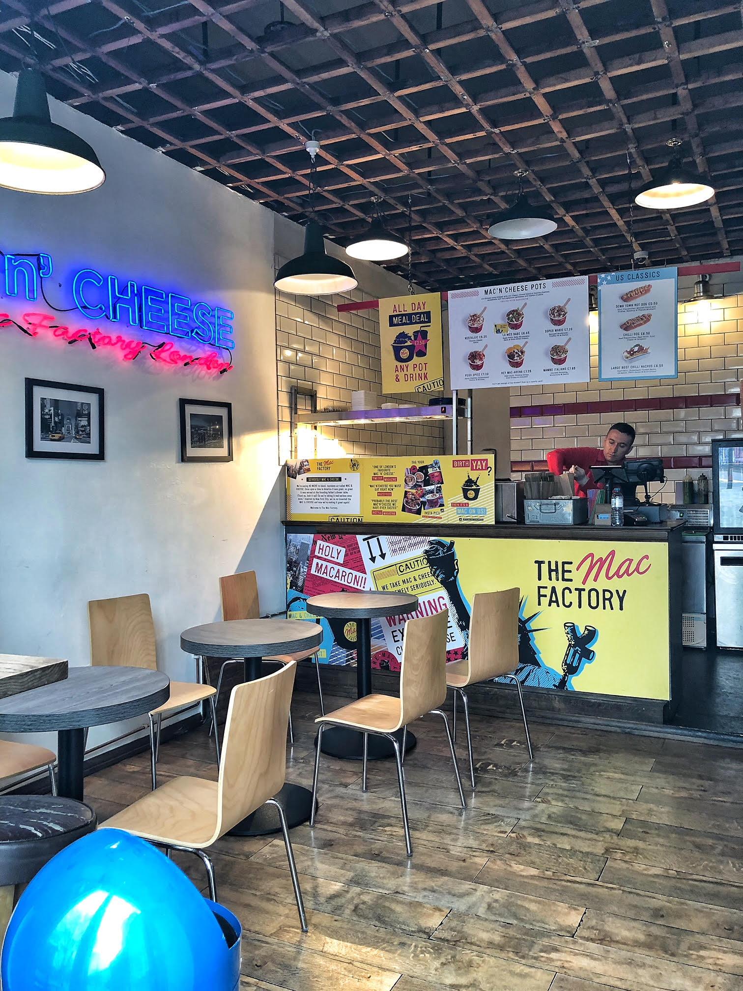 mac-cheese-mac-factory-london-camden-euston-interior