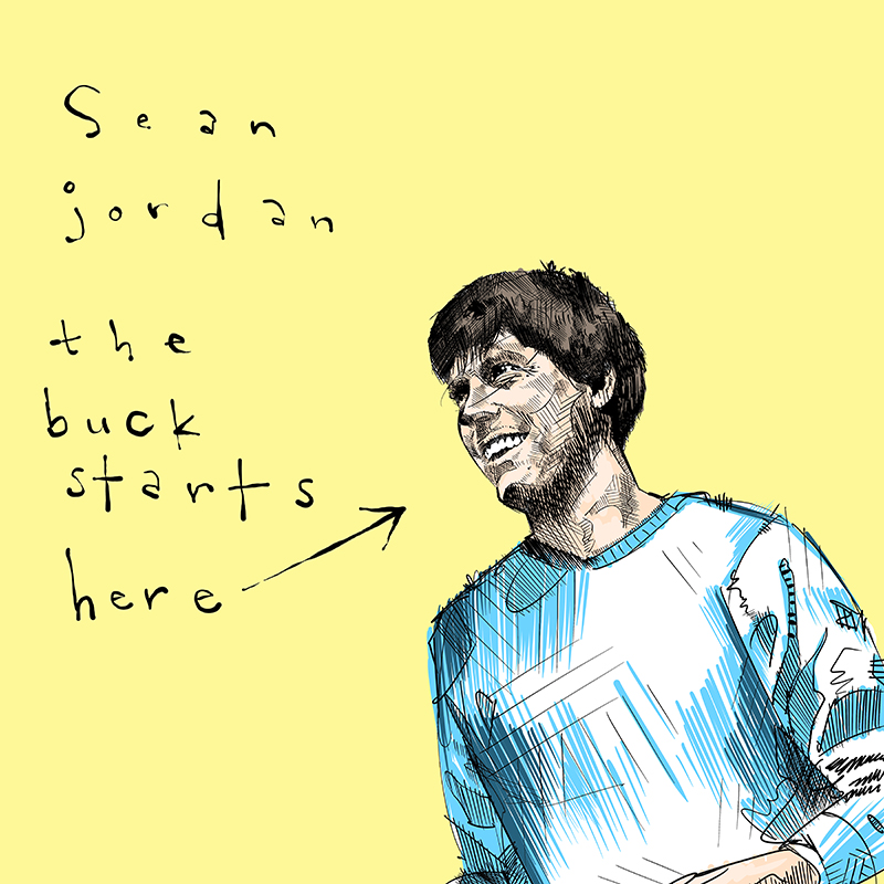 Sean's album The Buck Starts Here is now available from A Special Thing Records! Get it everywhere you get good things to listen to.