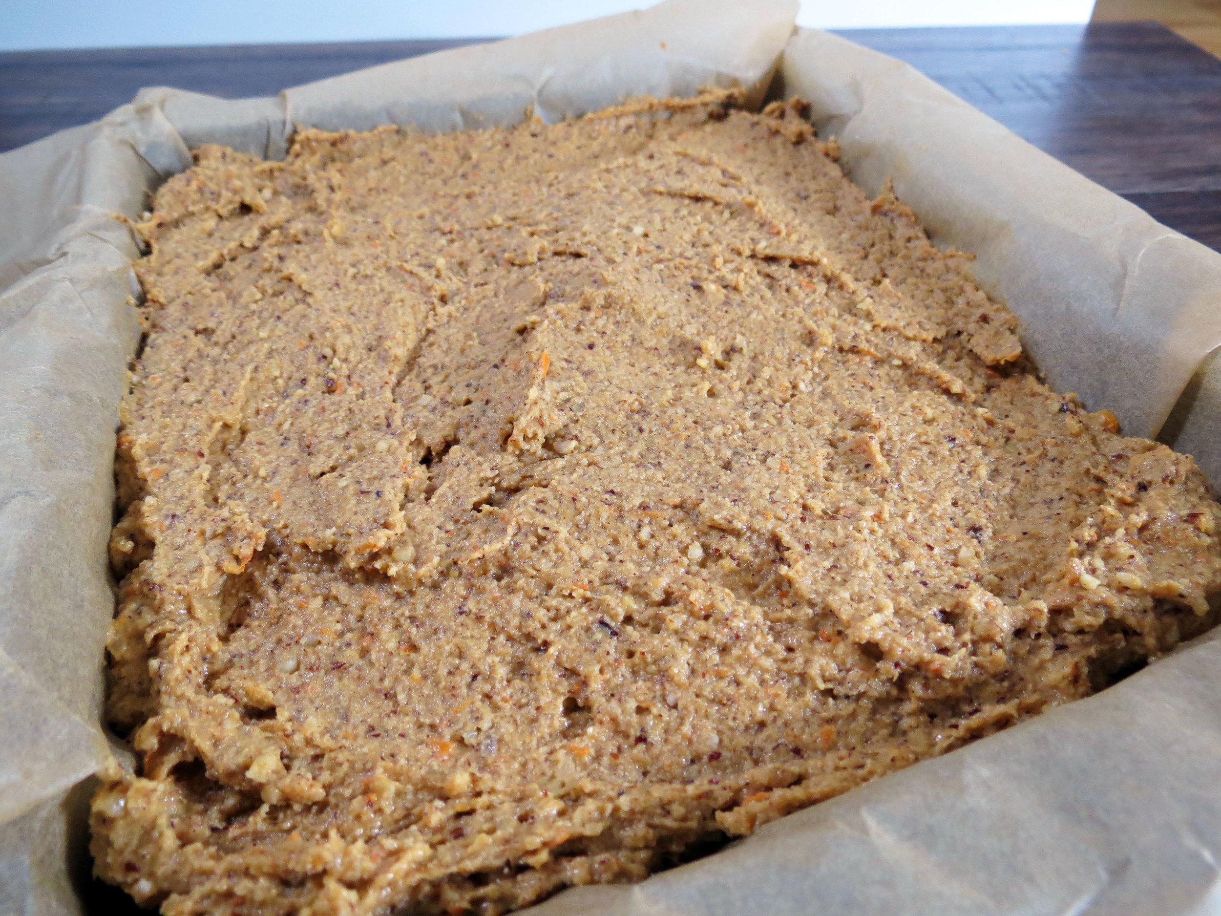 Saftiger Kürbis-Kuchen {Zuckerfrei und clean} - kitchen-impossible.com