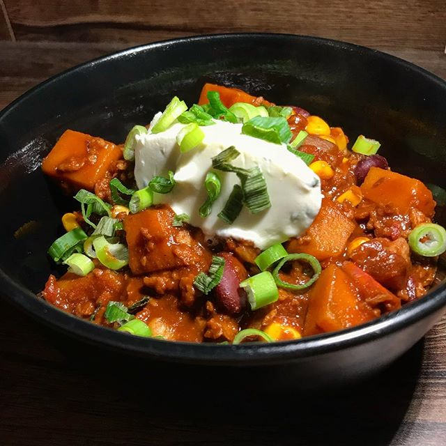 #kürbisislife 😜..heute gabs chili sin carne aber mit Kürbis 🤤🤤🤤 Mega Kombi
