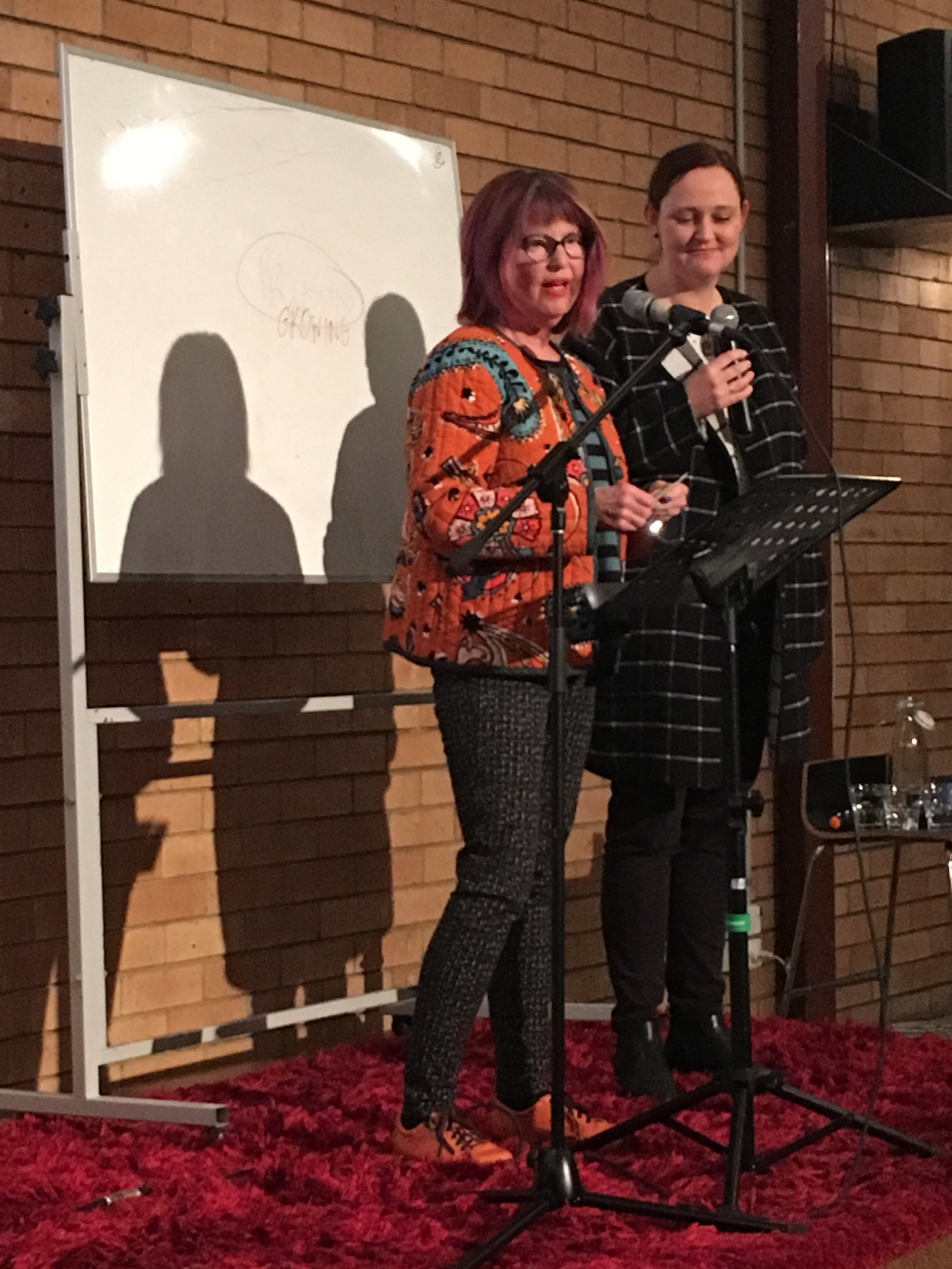 Big Ideas Night for Women: Ministry