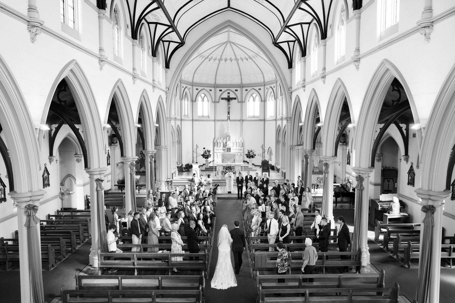 st jospehs subiaco perth wedding photography