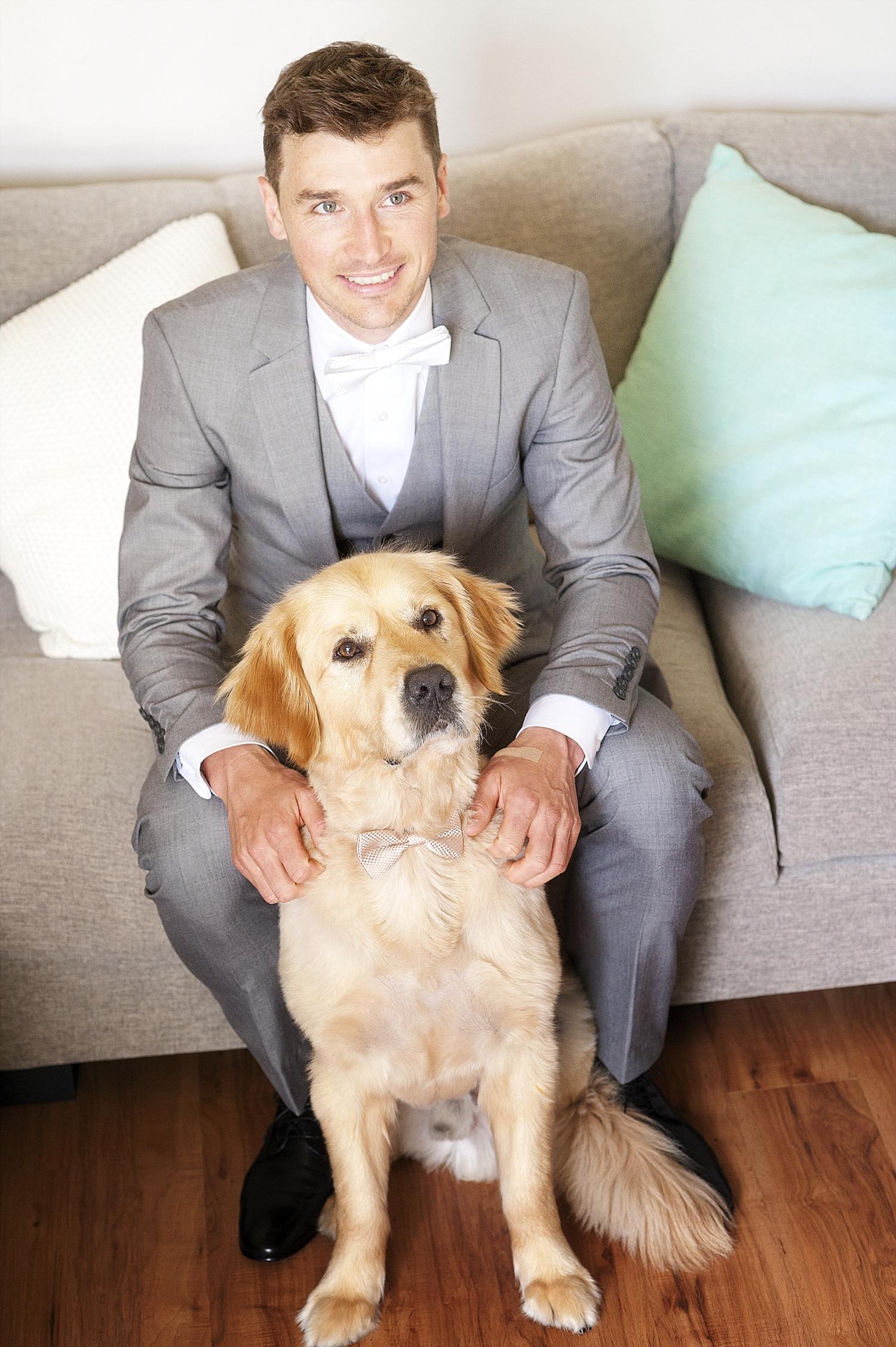 4 groom with dog wedding photography perth 004.jpg