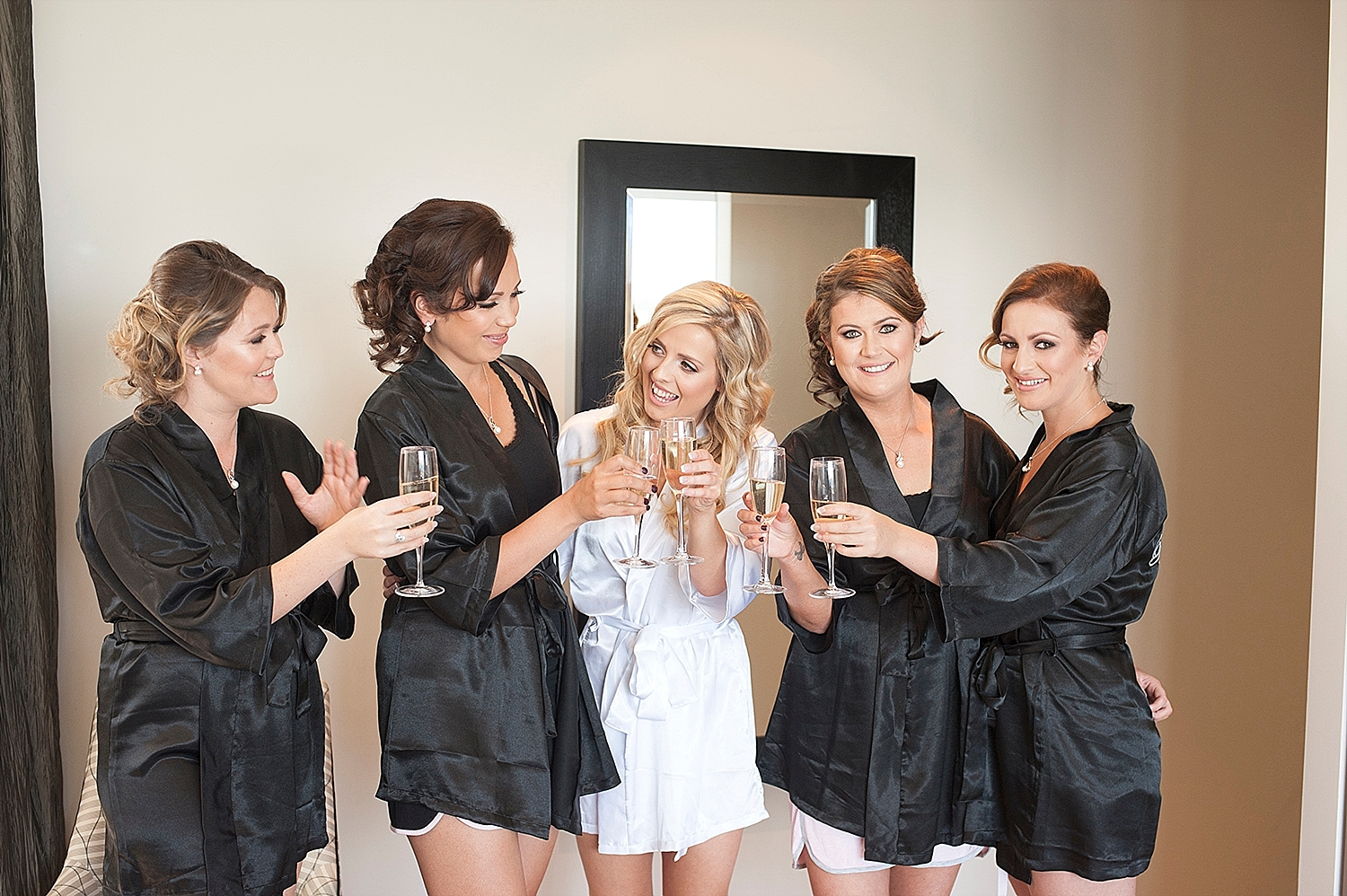 04_bride and bridesmaids in robes wedding perth.jpg