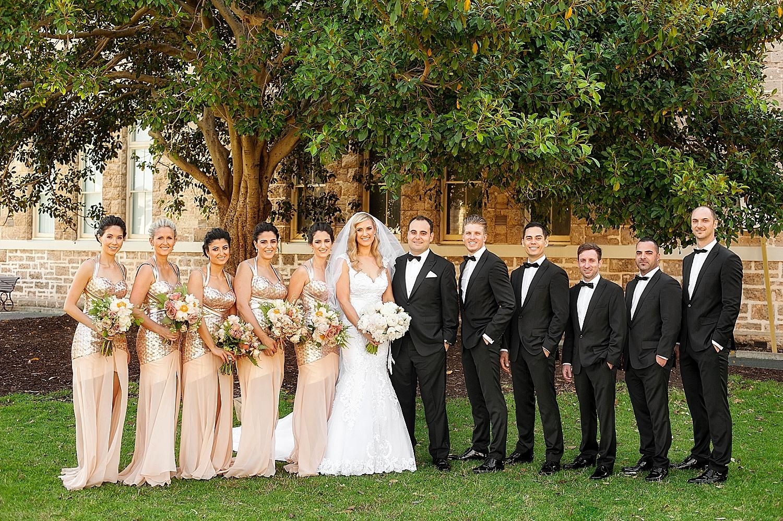 39_bridal party rose gold bridesmaids wedding perth.jpg