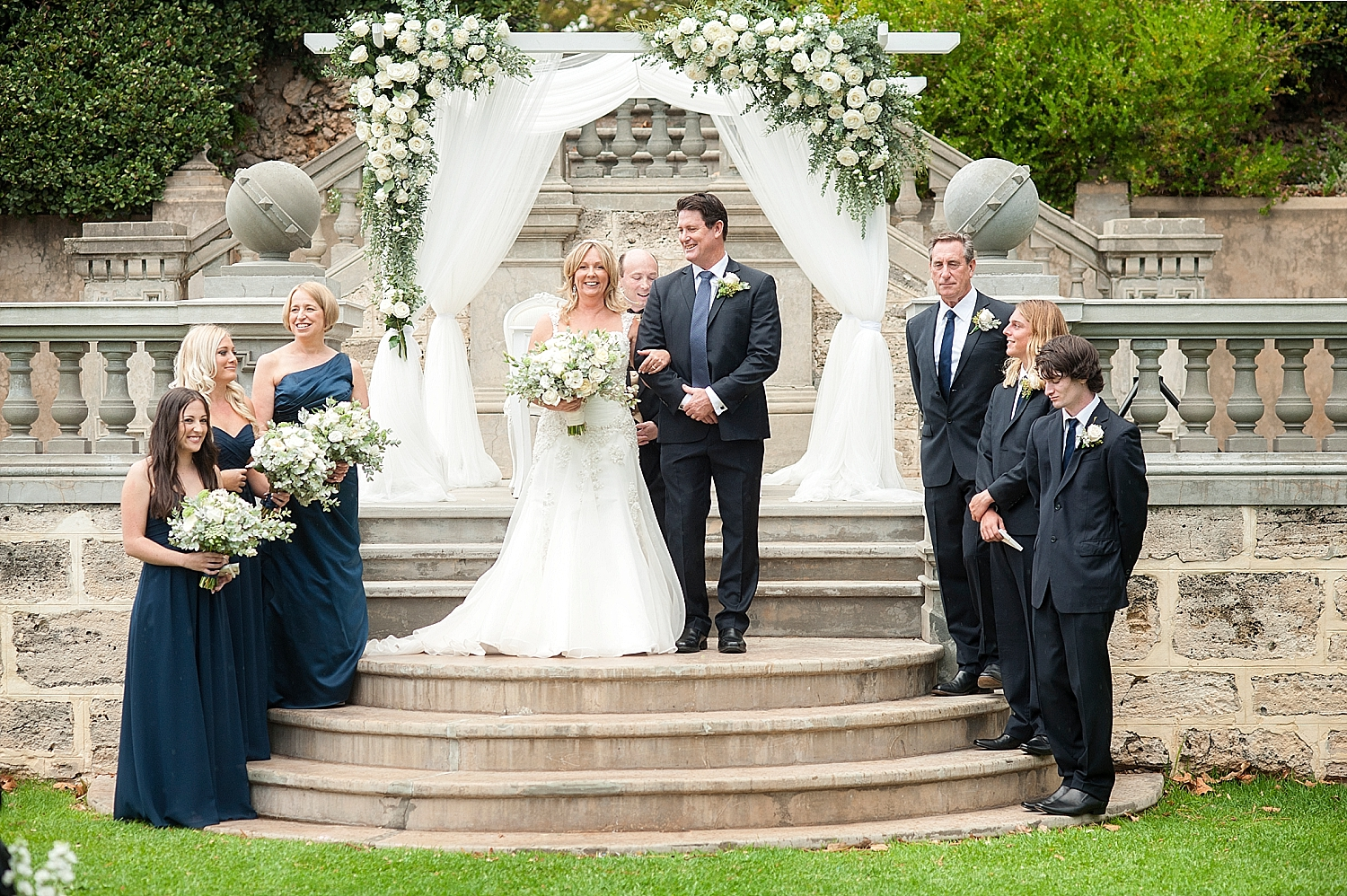 22wedding ceremony on steps at cottesloe civic centre  perth 26.jpg