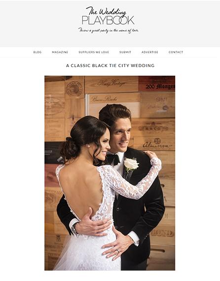 The Wedding Playbook | Lia & Josias
