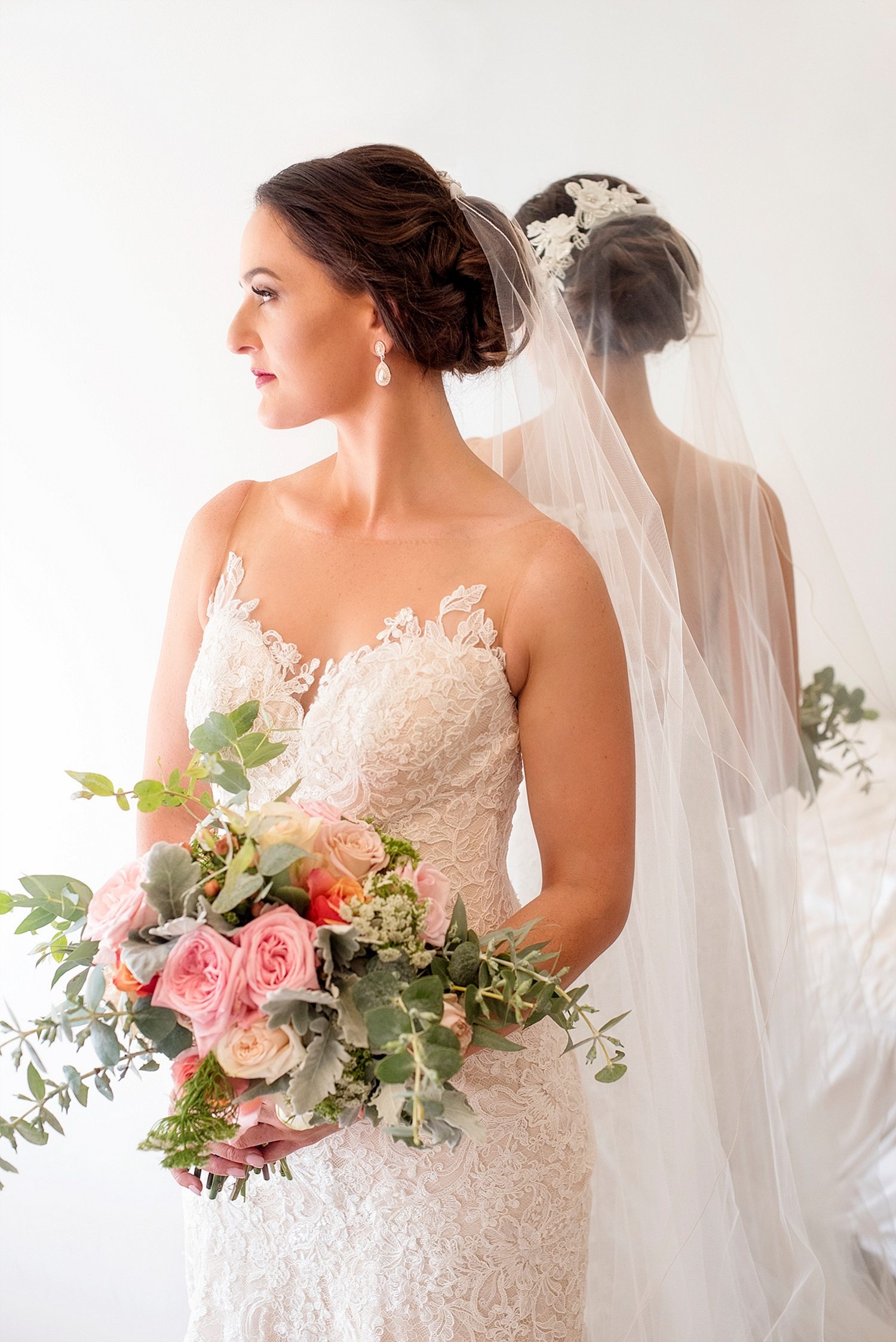 28_pink bridal bouquet gum leaves wedding perth .jpg