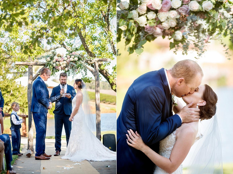 40_millbrook winery wedding perth bride and groom under wooden arbour .jpg
