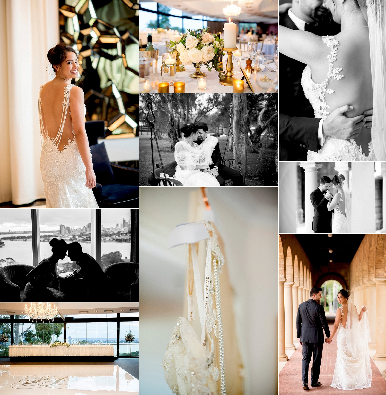 caversham house frasers wedding perth
