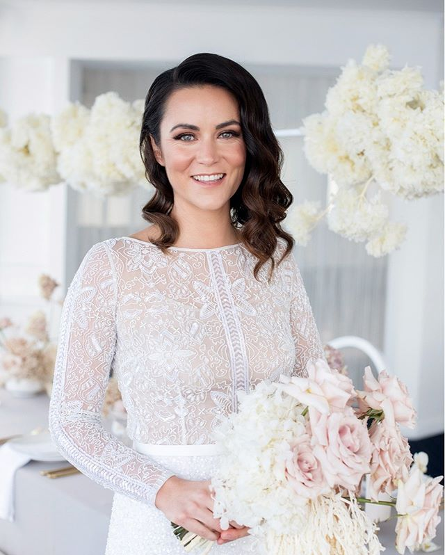 "It's Friday! Smiles all round in the wedding off-season as we get to be like ""normal"" people and have a normal weekend! Did you catch our Acqua Viva styled shoot on our blog last week? It's got this beautiful lady surrounded by clouds of hydrangeas and other gorgeous goodies...⠀⠀⠀⠀⠀⠀⠀⠀⠀ ⠀⠀⠀⠀⠀⠀⠀⠀⠀ Concept, Coordination and Styling: @blondeandbluestyling⠀⠀⠀⠀⠀⠀⠀⠀⠀ Photographer: @derayandsimcoe.weddings⠀⠀⠀⠀⠀⠀⠀⠀⠀ Florist: @rose.and.bud⠀⠀⠀⠀⠀⠀⠀⠀⠀ Graphic Designer: @laladesignperth⠀⠀⠀⠀⠀⠀⠀⠀⠀ Hire - Chairs and Linen: @eventartillery⠀⠀⠀⠀⠀⠀⠀⠀⠀ Hire - Crockery and Glassware: @hiresociety⠀⠀⠀⠀⠀⠀⠀⠀⠀ Hire - Cutlery: @whyindustries⠀⠀⠀⠀⠀⠀⠀⠀⠀ Venue: @acquavivaontheswan⠀⠀⠀⠀⠀⠀⠀⠀⠀ Hair: @hiddenhairperth⠀⠀⠀⠀⠀⠀⠀⠀⠀ Make up: @jessrodin_makeupartistry⠀⠀⠀⠀⠀⠀⠀⠀⠀ Bridal Gown: @qniquebridal⠀⠀⠀⠀⠀⠀⠀⠀⠀ Model: @brit_lills ⠀⠀⠀⠀⠀⠀⠀⠀⠀ .⠀⠀⠀⠀⠀⠀⠀⠀⠀ .⠀⠀⠀⠀⠀⠀⠀⠀⠀ .⠀⠀⠀⠀⠀⠀⠀⠀⠀ .⠀⠀⠀⠀⠀⠀⠀⠀⠀ .⠀⠀⠀⠀⠀⠀⠀⠀⠀ .⠀⠀⠀⠀⠀⠀⠀⠀⠀ .⠀⠀⠀⠀⠀⠀⠀⠀⠀ #wedding⠀⠀⠀⠀⠀⠀⠀⠀⠀ #weddingphotography ⠀⠀⠀⠀⠀⠀⠀⠀⠀ #weddingphotographyperth⠀⠀⠀⠀⠀⠀⠀⠀⠀ #perthweddingphotographer⠀⠀⠀⠀⠀⠀⠀⠀⠀ #perthbride⠀⠀⠀⠀⠀⠀⠀⠀⠀ #perthstyle⠀⠀⠀⠀⠀⠀⠀⠀⠀ #perthwedding ⠀⠀⠀⠀⠀⠀⠀⠀⠀ #bridetobe ⠀⠀⠀⠀⠀⠀⠀⠀⠀ #love ⠀⠀⠀⠀⠀⠀⠀⠀⠀ #perthphotographer⠀⠀⠀⠀⠀⠀⠀⠀⠀ #weddinginspo⠀⠀⠀⠀⠀⠀⠀⠀⠀ #bride ⠀⠀⠀⠀⠀⠀⠀⠀⠀ #nikon ⠀⠀⠀⠀⠀⠀⠀⠀⠀ #perthevents⠀⠀⠀⠀⠀⠀⠀⠀⠀ #weddingdress ⠀⠀⠀⠀⠀⠀⠀⠀⠀ #pretty⠀⠀⠀⠀⠀⠀⠀⠀⠀ #perth⠀⠀⠀⠀⠀⠀⠀⠀⠀ #perthisok⠀⠀⠀⠀⠀⠀⠀⠀⠀ #perthbridetobe⠀⠀⠀⠀⠀⠀⠀⠀⠀ #weddingreception⠀⠀⠀⠀⠀⠀⠀⠀⠀ #weddingflowers⠀⠀⠀⠀⠀⠀⠀⠀⠀ #weddingdetail ⠀⠀⠀⠀⠀⠀⠀⠀⠀ #wedinspo ⠀⠀⠀⠀⠀⠀⠀⠀⠀ #perthbusiness ⠀⠀⠀⠀⠀⠀⠀⠀⠀ #theweddingnetwork ⠀⠀⠀⠀⠀⠀⠀⠀⠀ #perthstylist ⠀⠀⠀⠀⠀⠀⠀⠀⠀ #perthflorist ⠀⠀⠀⠀⠀⠀⠀⠀⠀ #weddingstyle ⠀⠀⠀⠀⠀⠀⠀⠀⠀ #wedding2020"