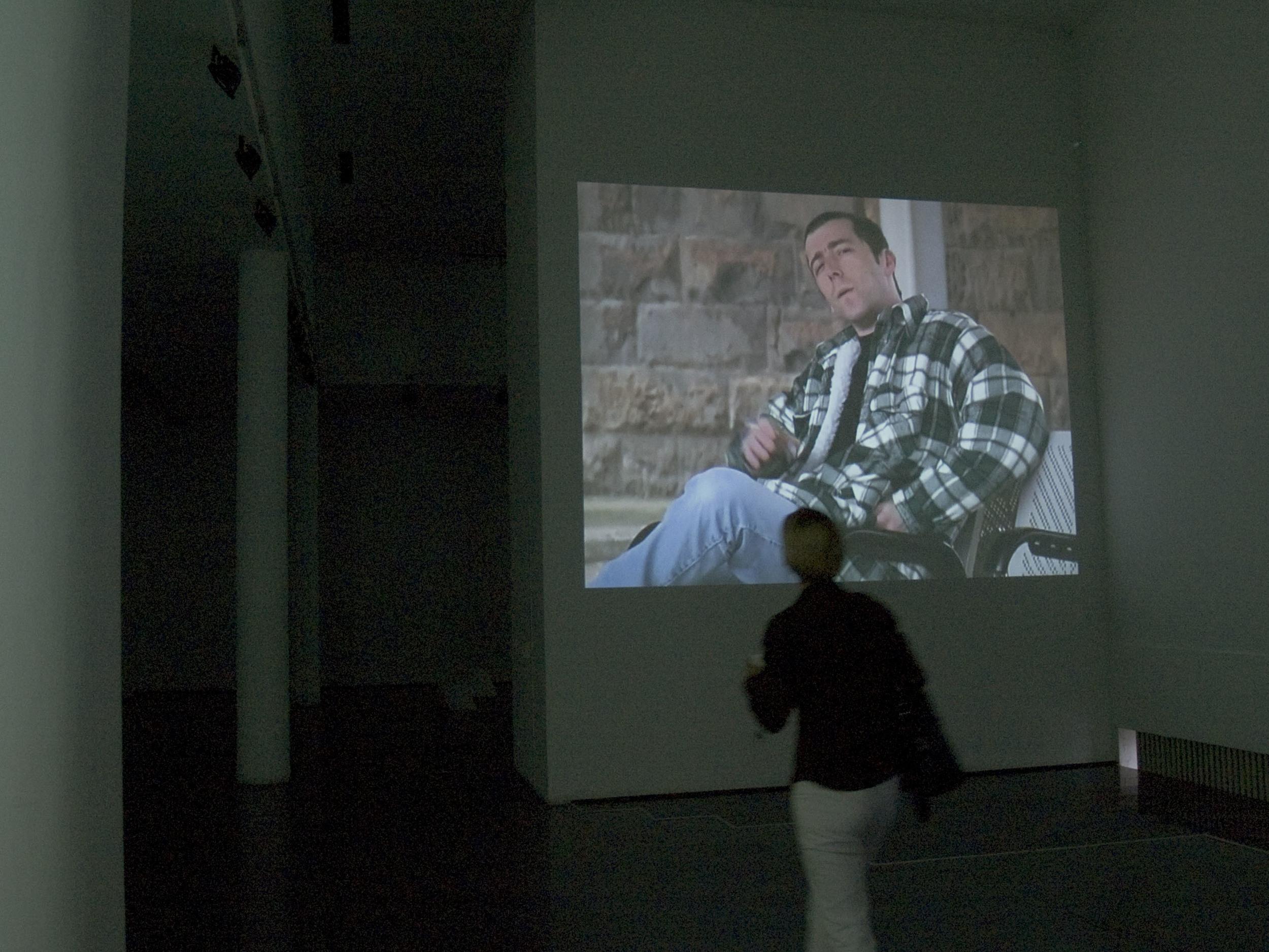 The one I think I am..., Cities Re-imagened, Norsk Film og Videokunst, Museum of Contemporary Art Vojdovena, Novi Sad, Serbia, 2010