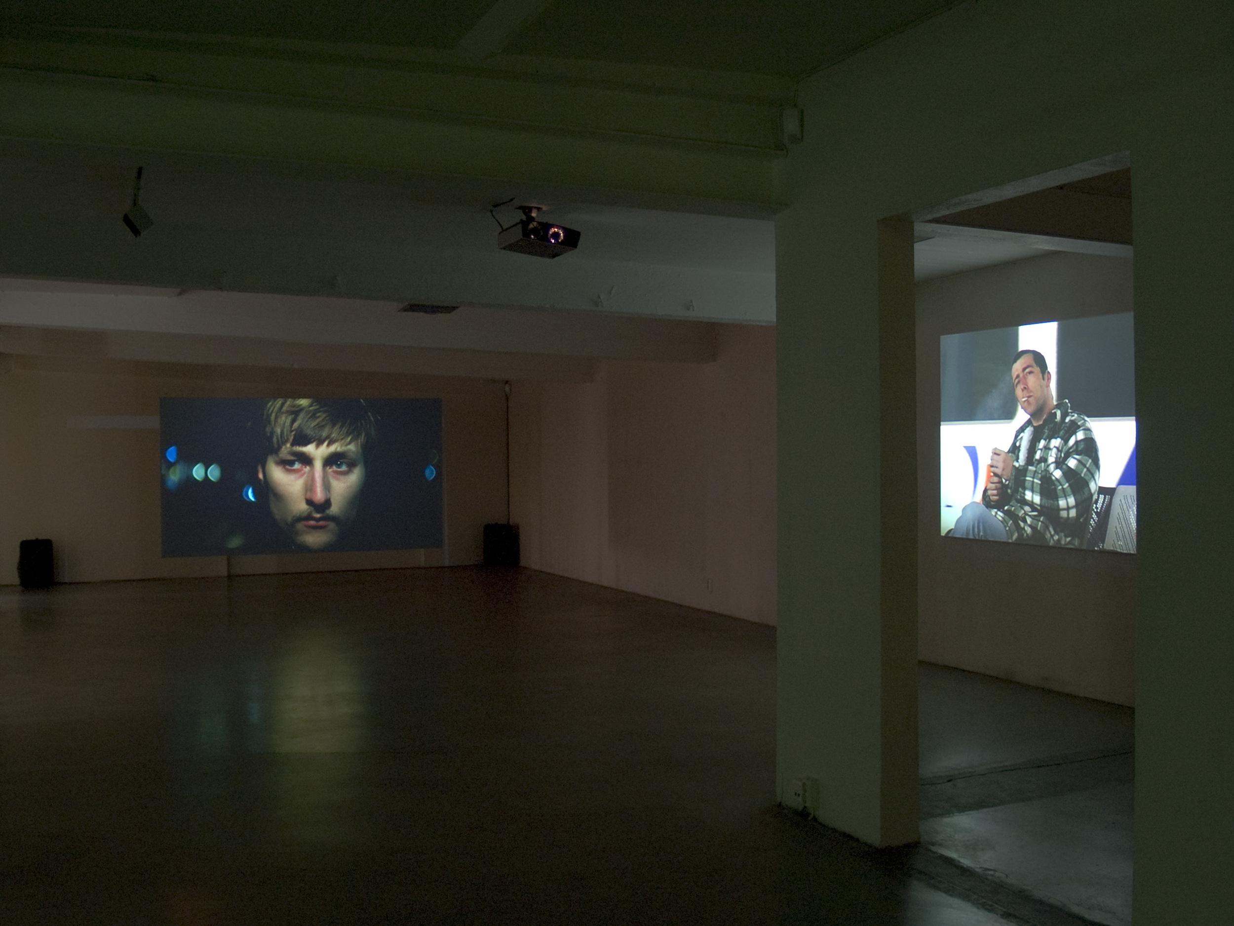 The one I think I am..., Cities Re-imagined, Norsk Film og Videokunst, ROM for kunst og arkitektur, Oslo, 2010