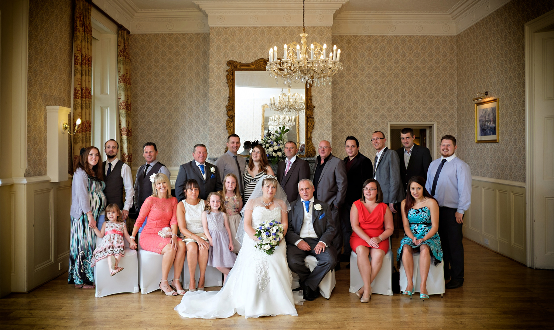 Insdoor Wedding Photography