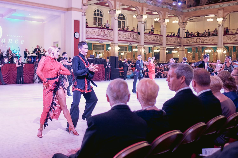 The Ballroom Blackpool