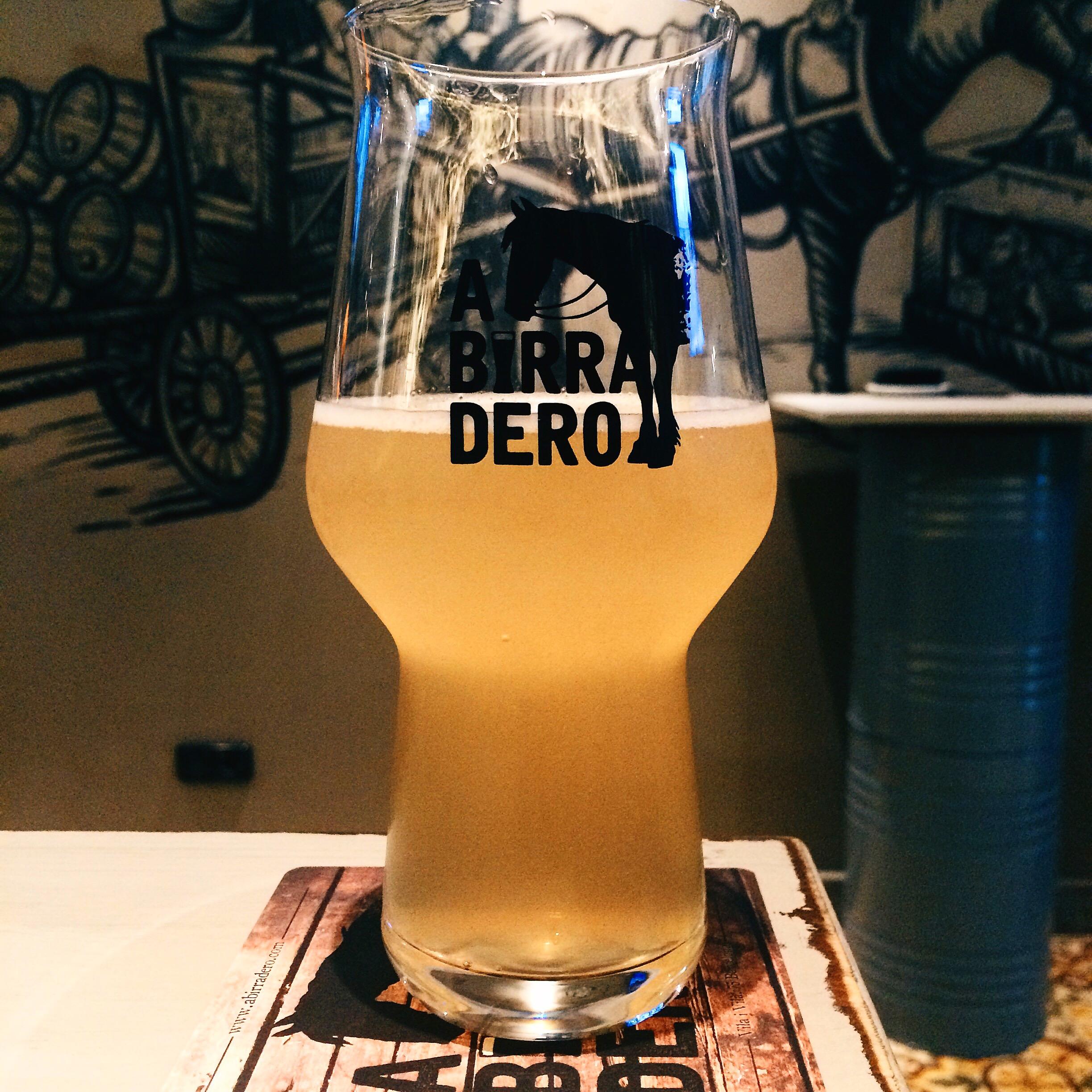 (Craft) root beer: Abirradero, Barcelona.