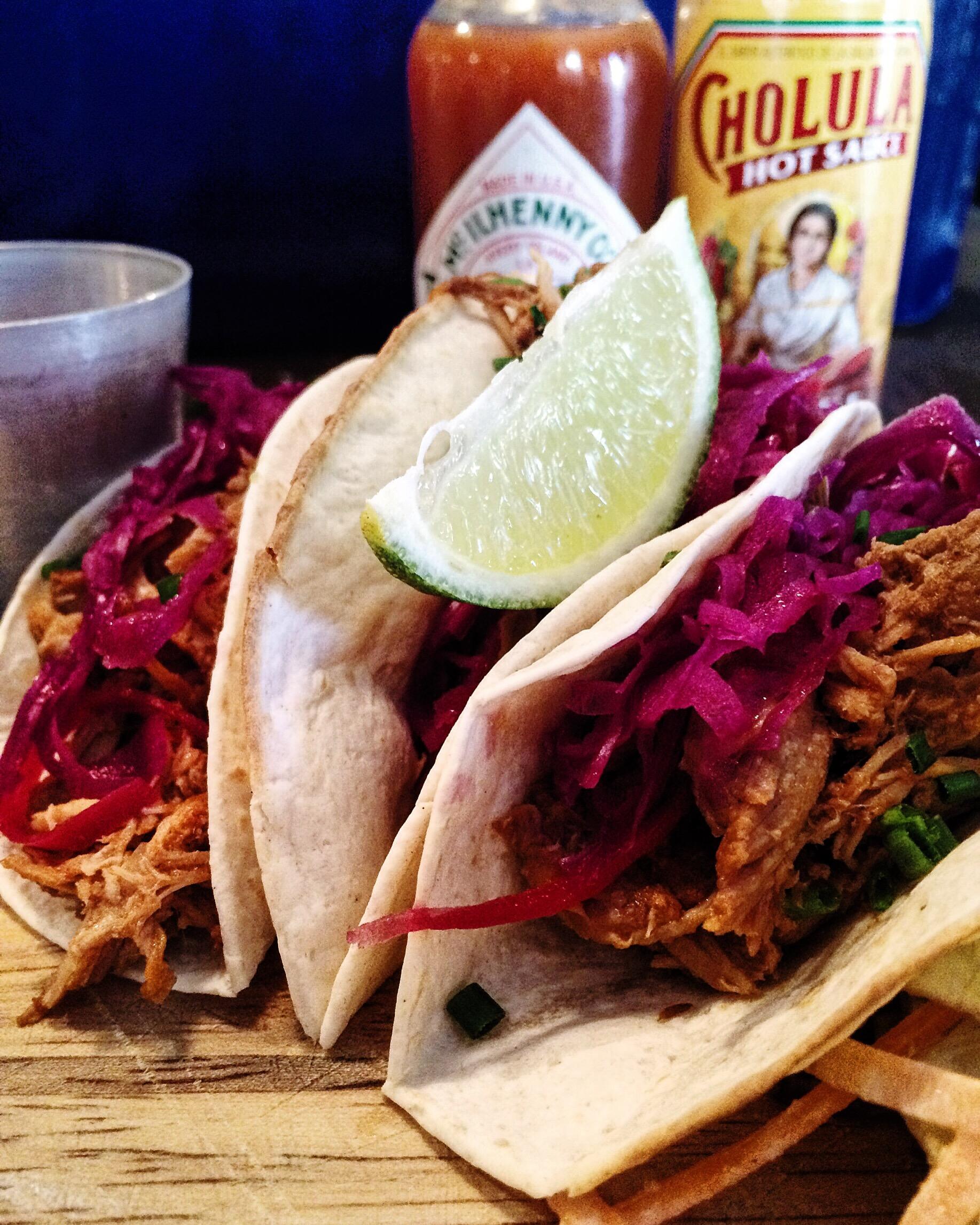 Tacos at Picnic Restaurant Barcelona. Photo © Barcelona Food Experience.