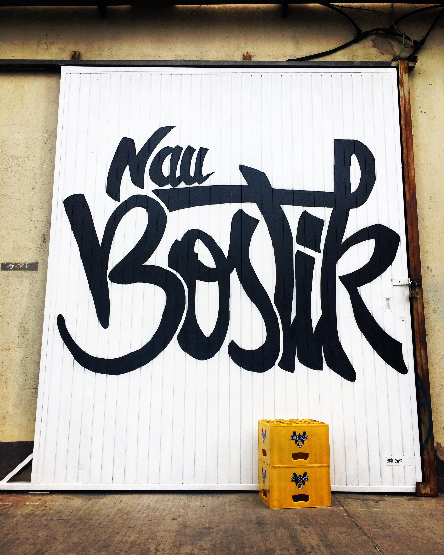 Eat Street in Nau Bostik, Barcelona