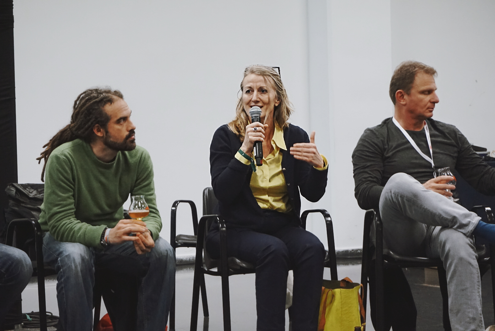 Intervención de Sylvia Kopp, embajadora de Brewers Association en Europa.