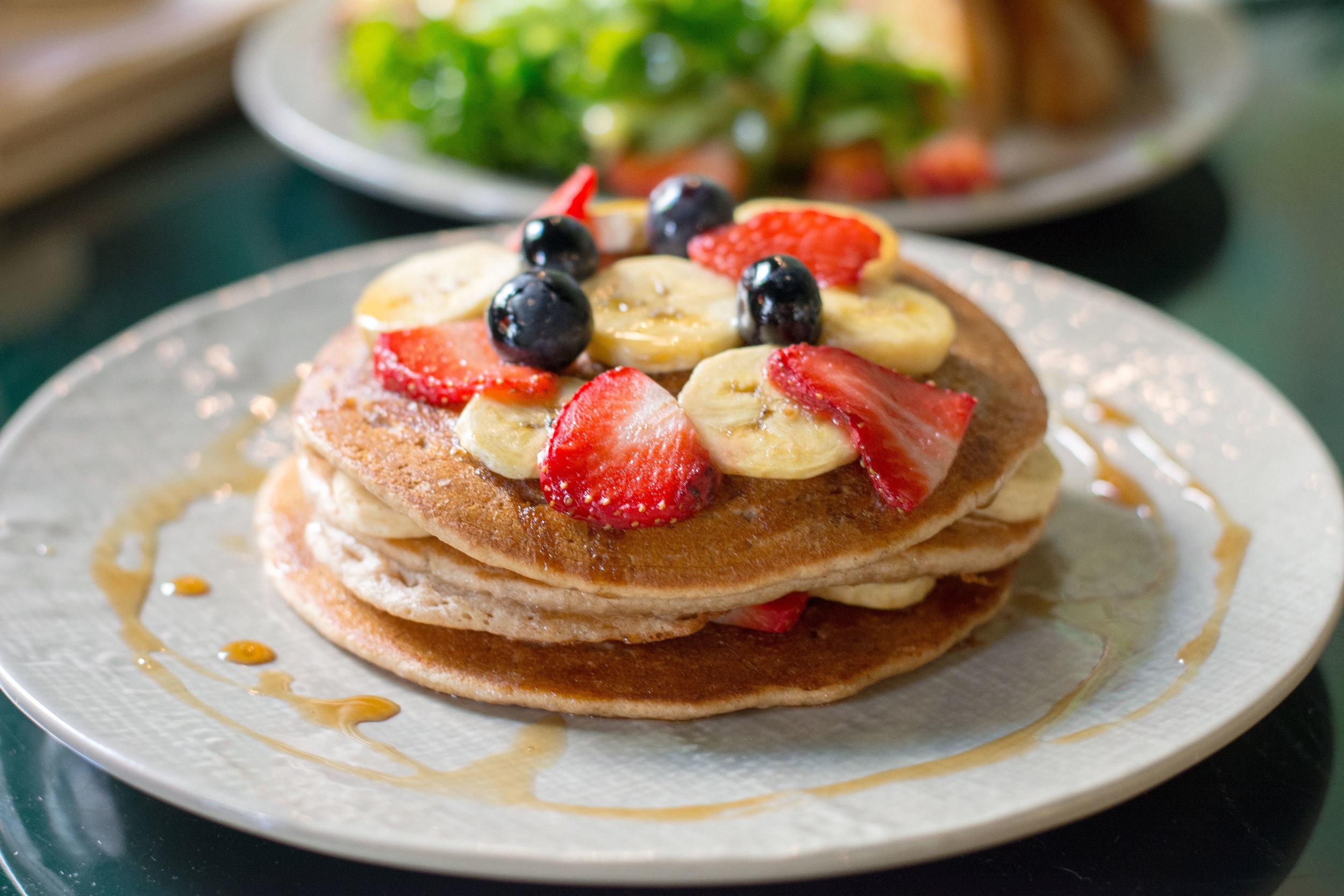 Buenaventura pancakes