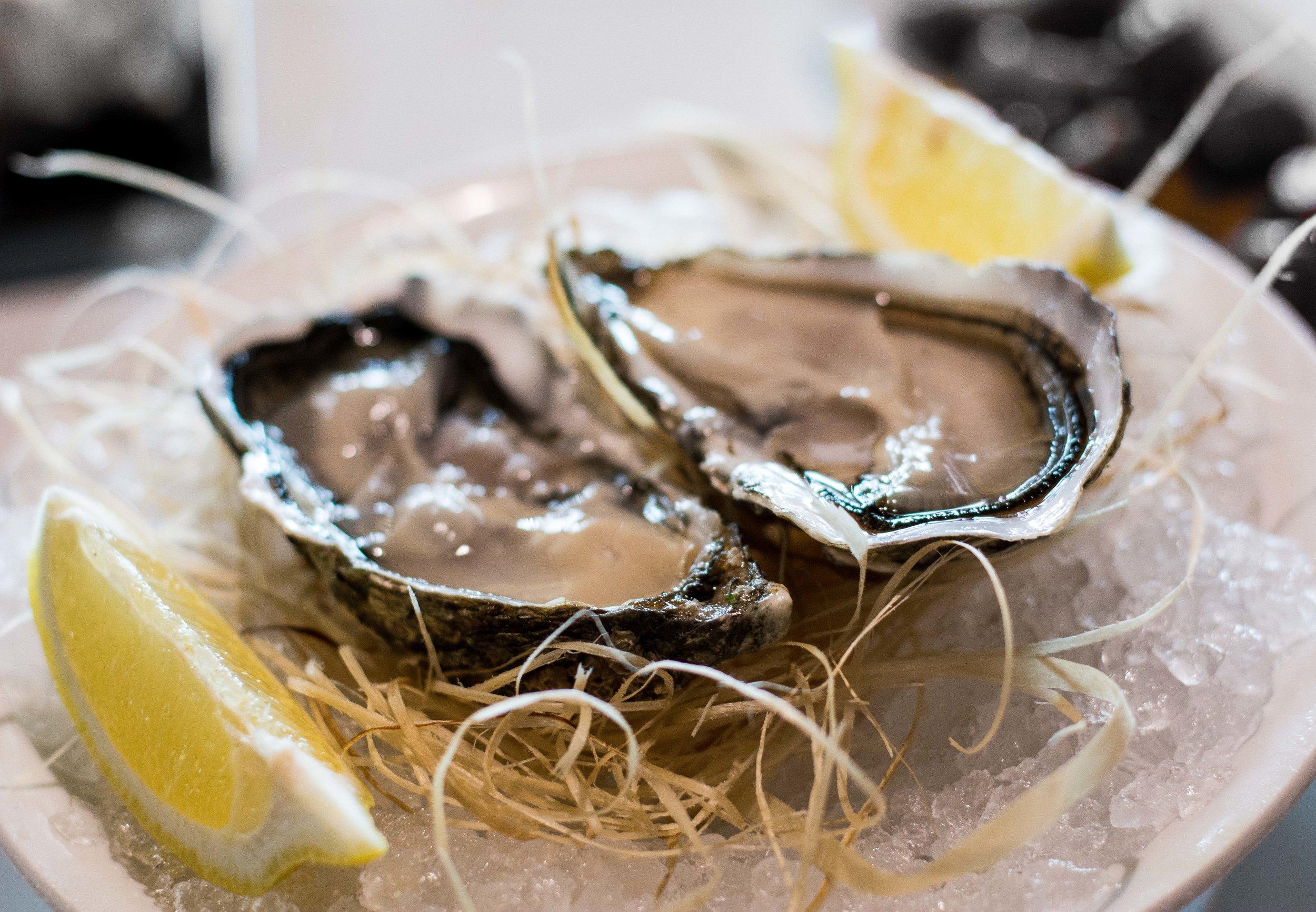 Oysters Abrassame Barcelona