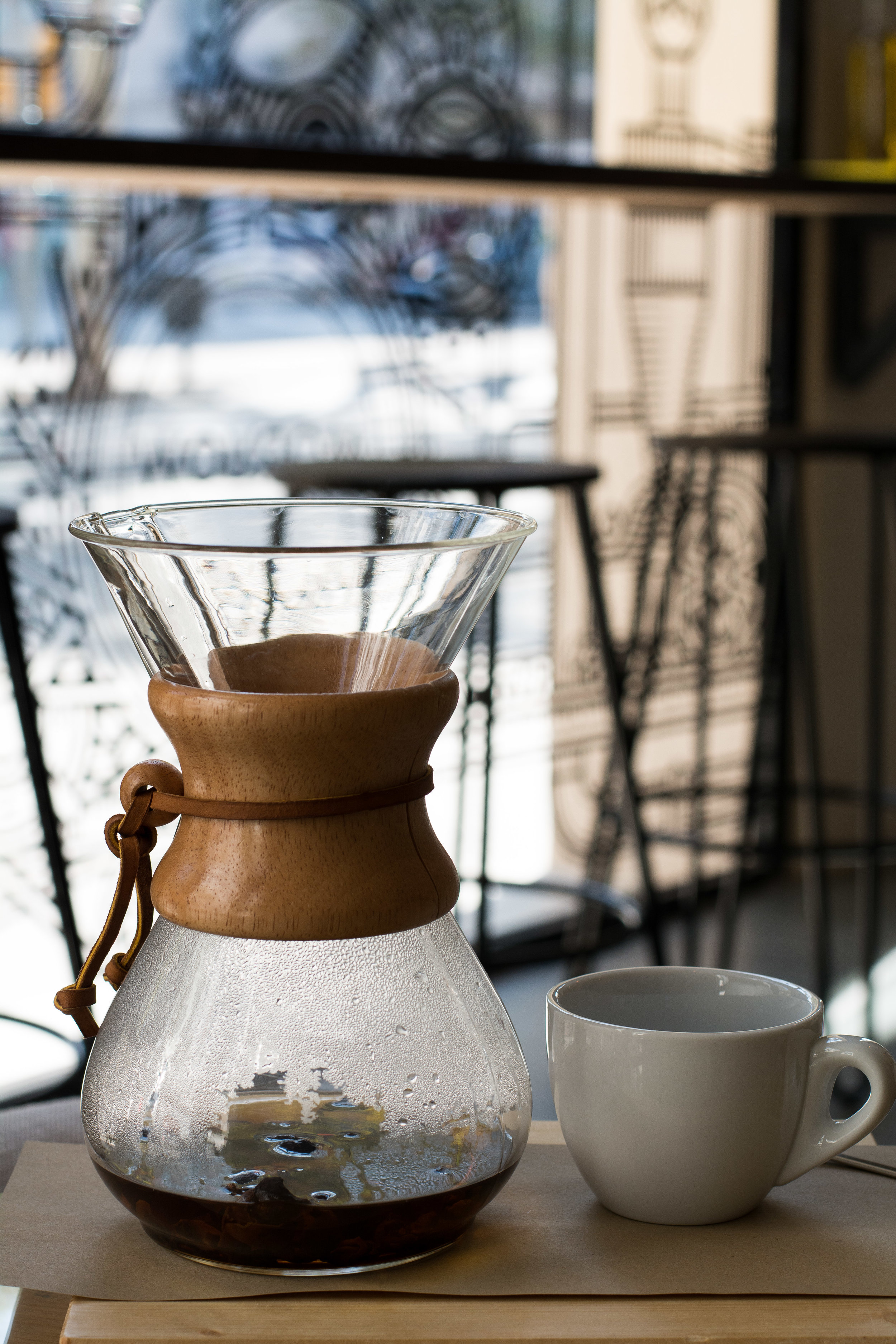 Morrow Coffee, Barcelona