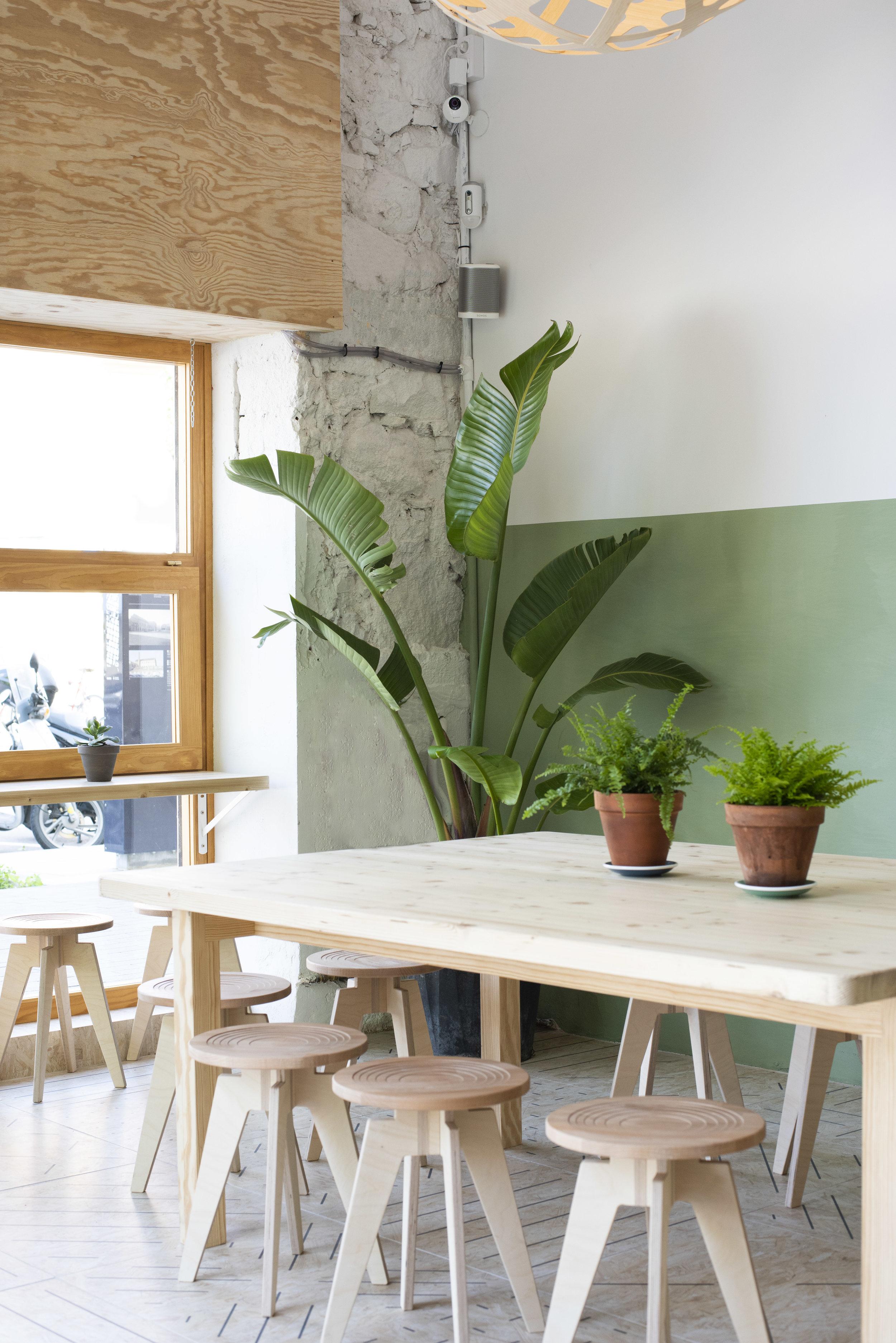 Little Fern Cafe, Barcelona