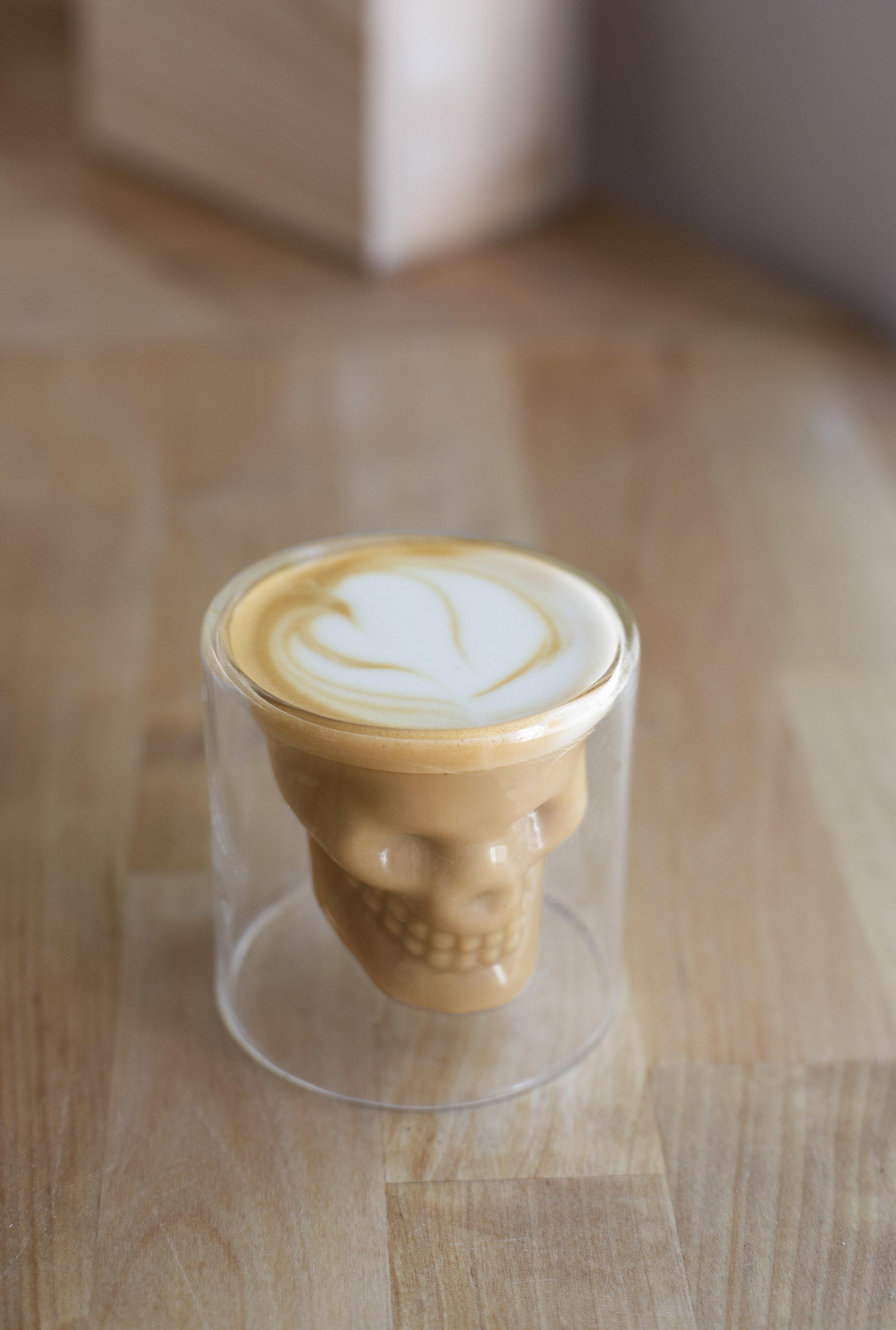 Coffee from SlowMov at Eat My Trip, Barcelona