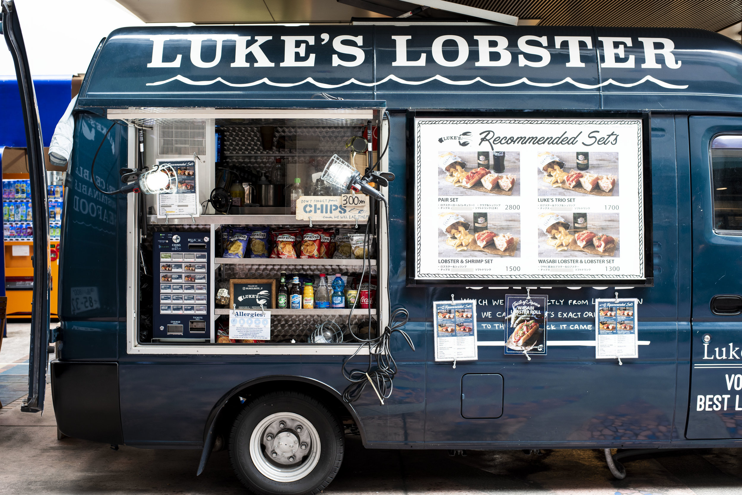 Luke's Lobster, Osaka