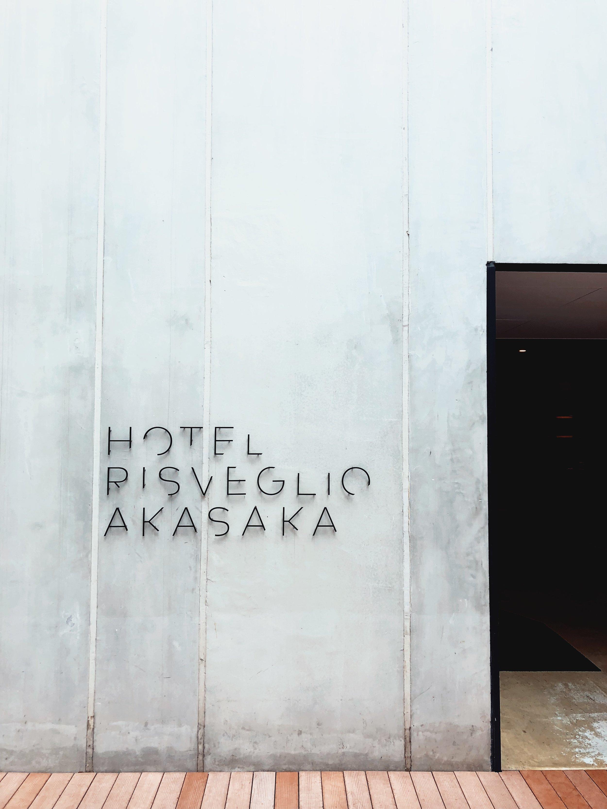 Hotel Risveglio Akasaka, Tokyo