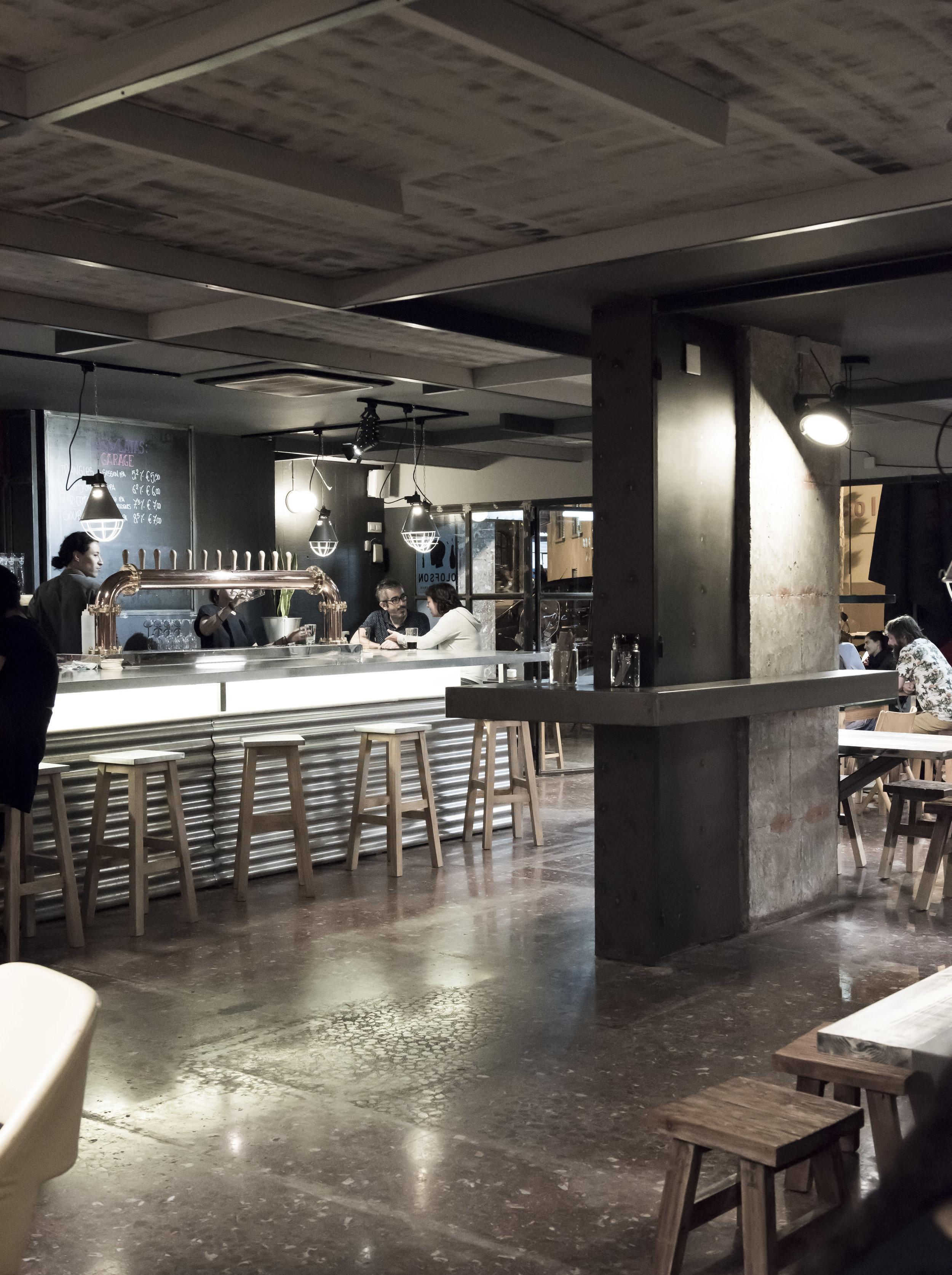 Olofson, Barcelona. Photo © Barcelona Food Experience