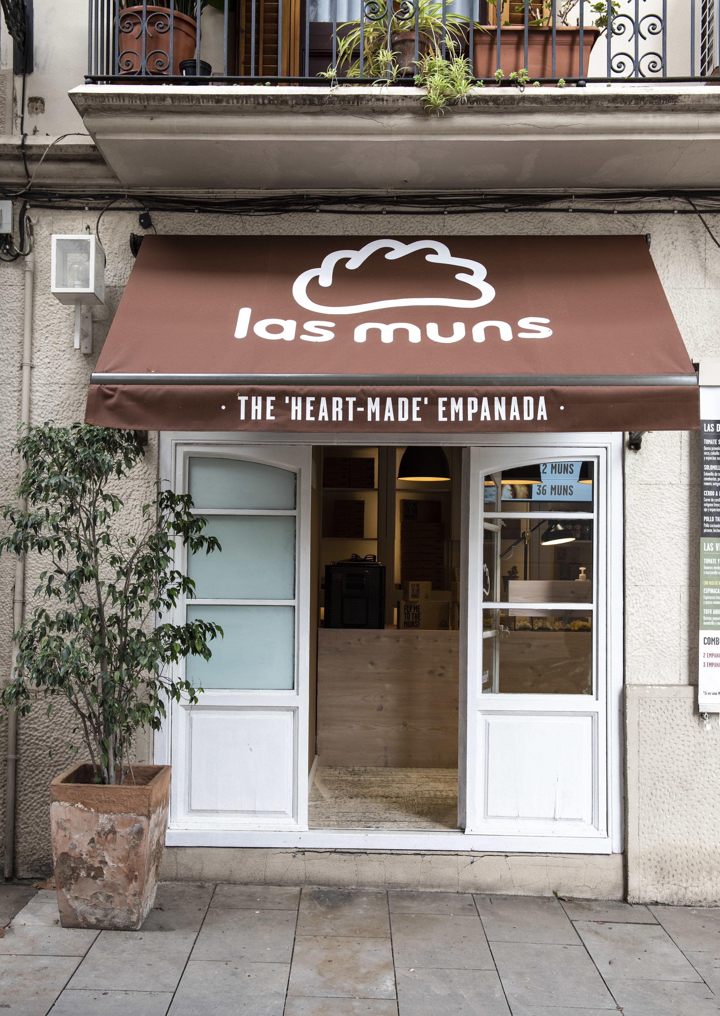 Las Muns Sarria Barcelona Photo © Barcelona Food Experience