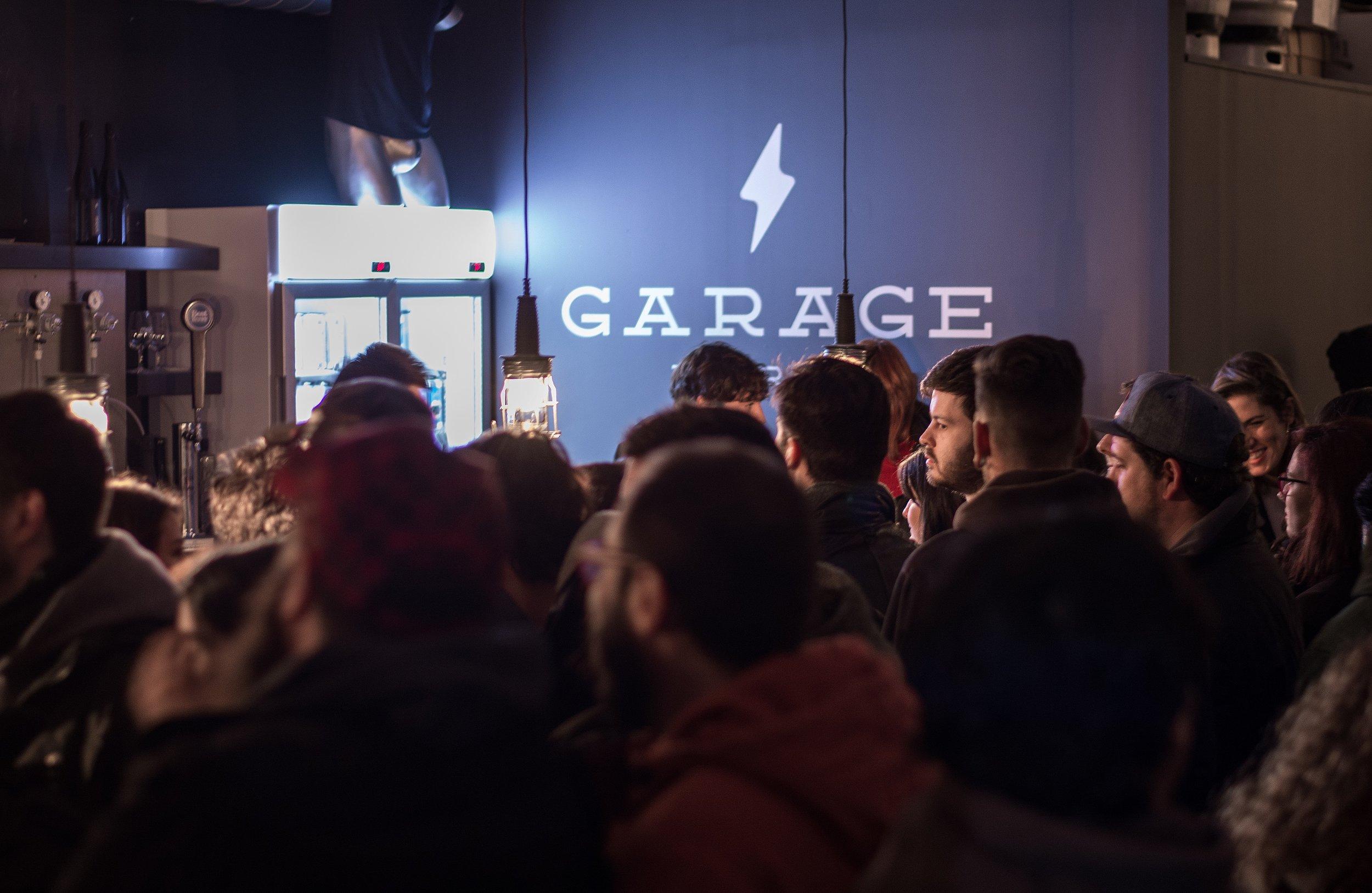 Garage Beer Co. Sant Andreu - Photo © Øhm Sweet Øhm