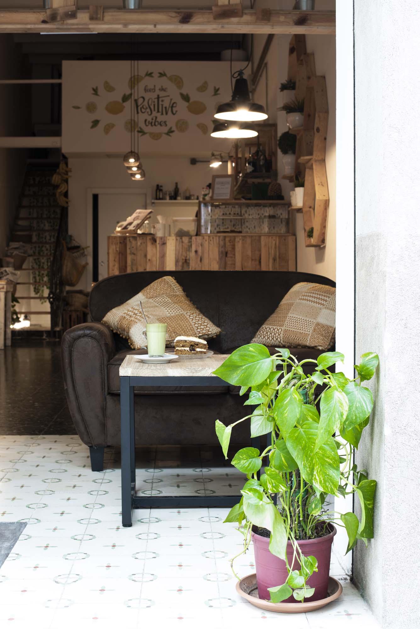 Itacate, Barcelona. Photo © Barcelona Food Experience.