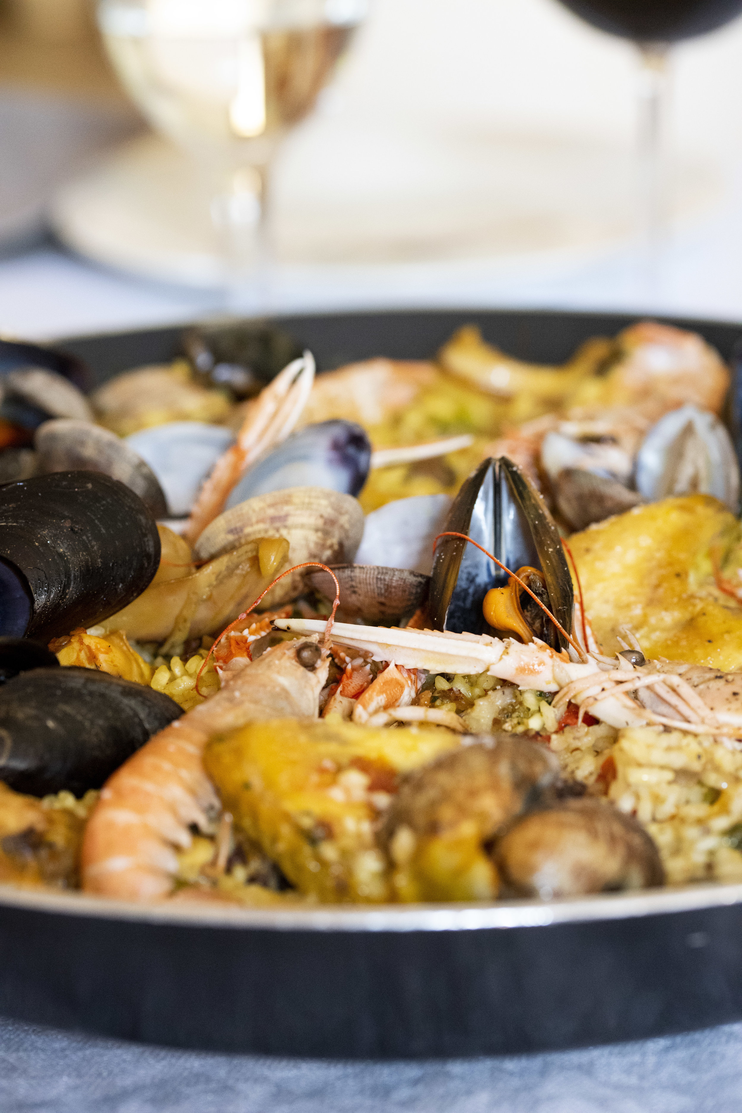The best paella in Barcelona