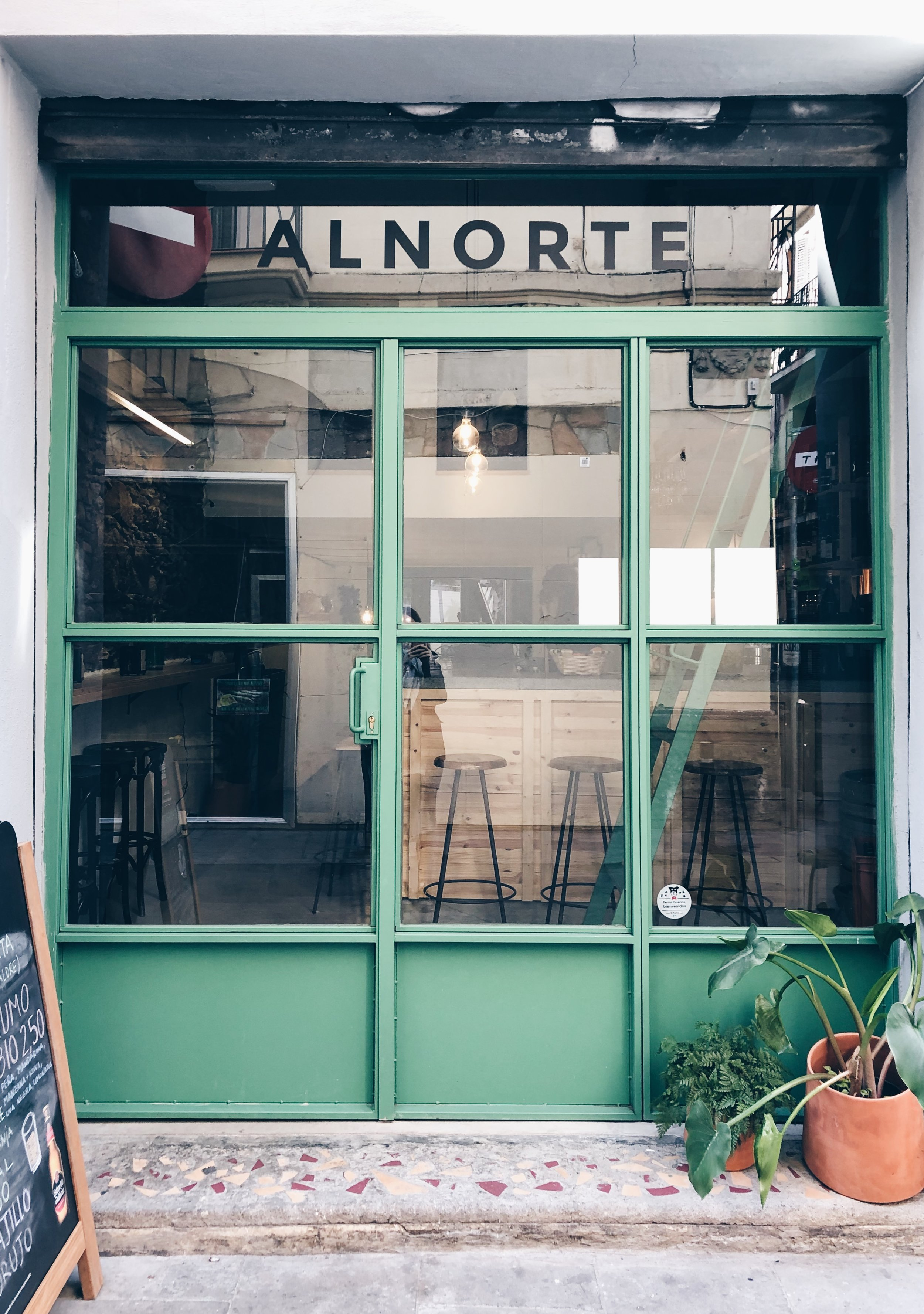 Alnorte, Gracia, Barcelona
