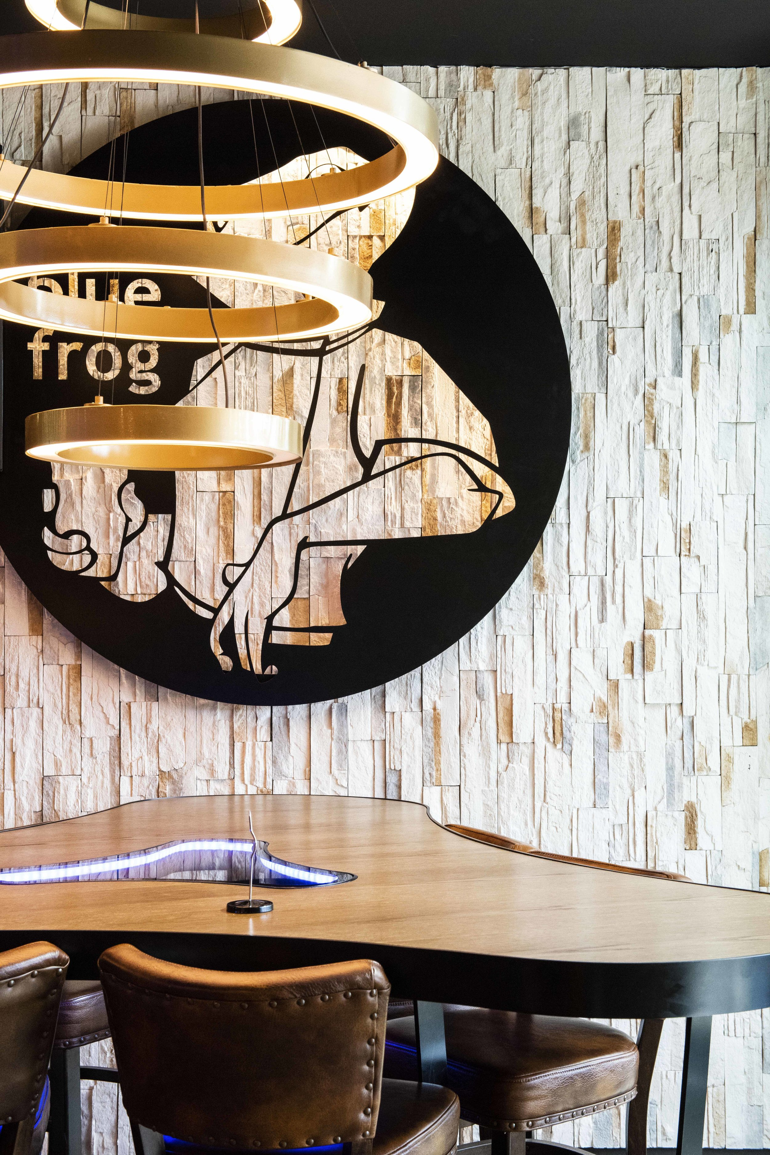 Blue Frog, Barcelona