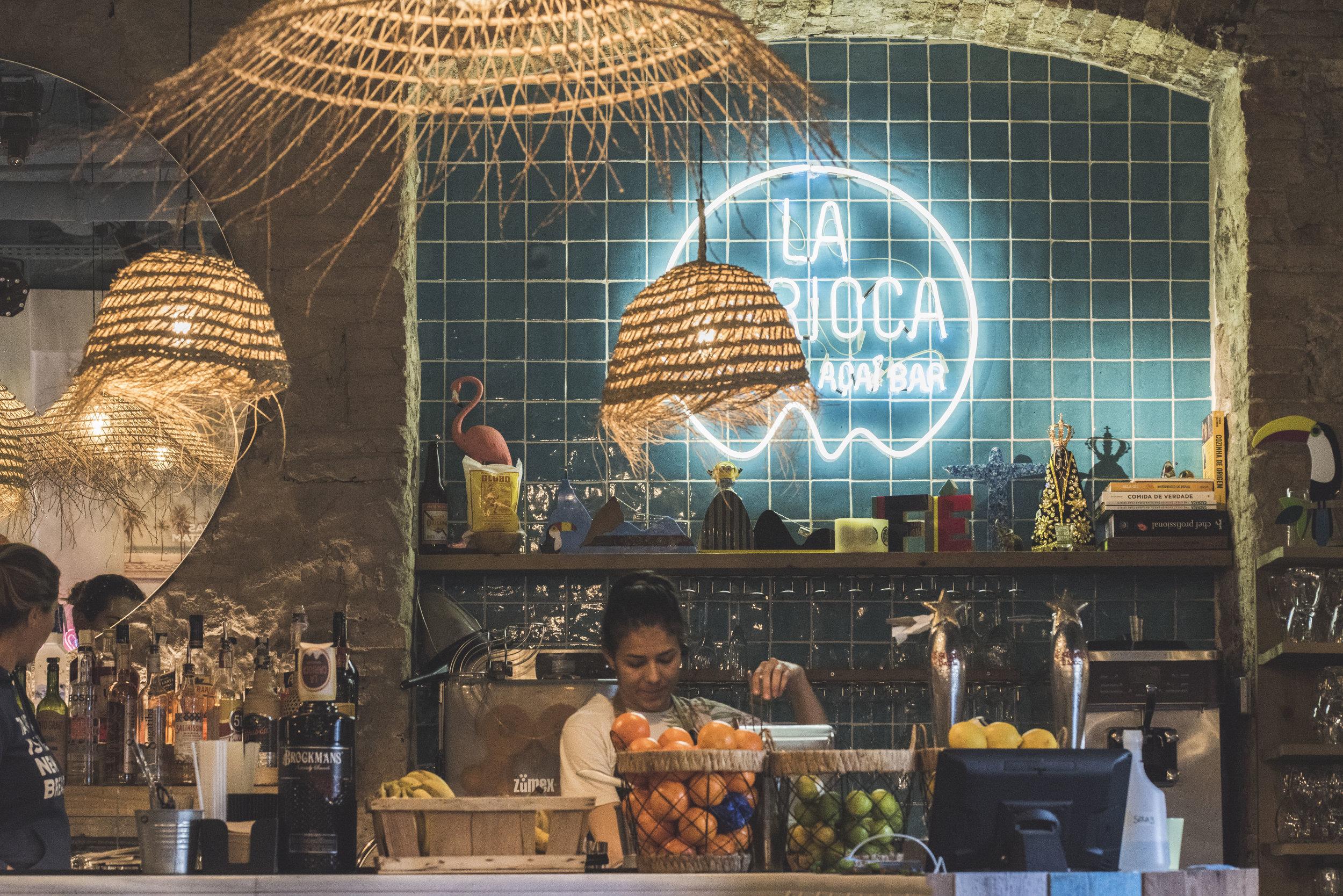 La Carioca, Barcelona