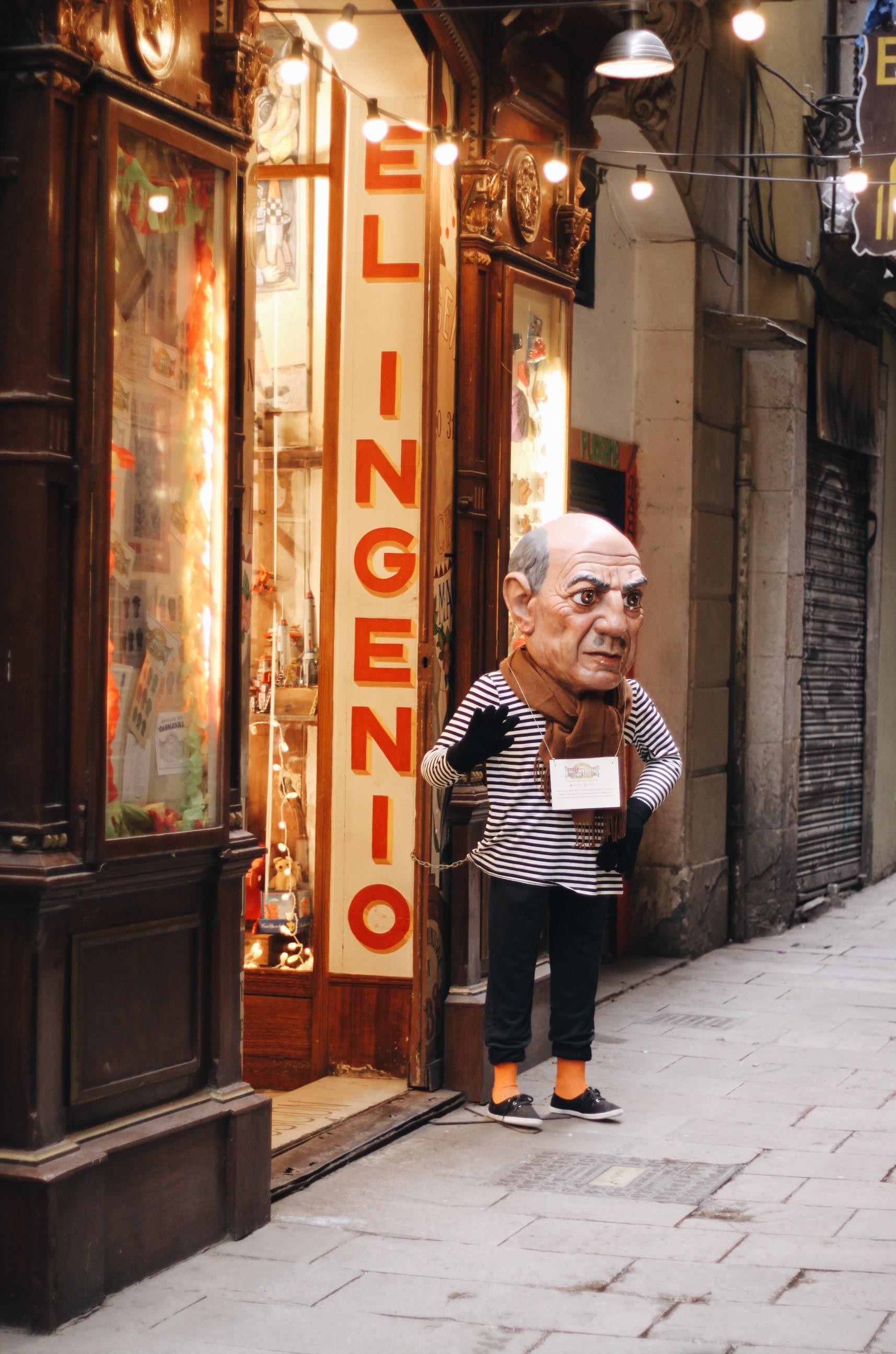 El Ingenio, Barcelona