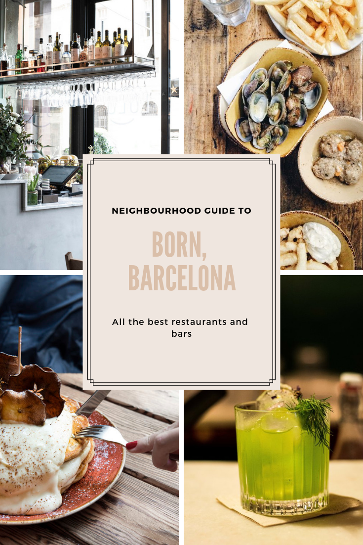 Neighborhood Guide Born Barcelona