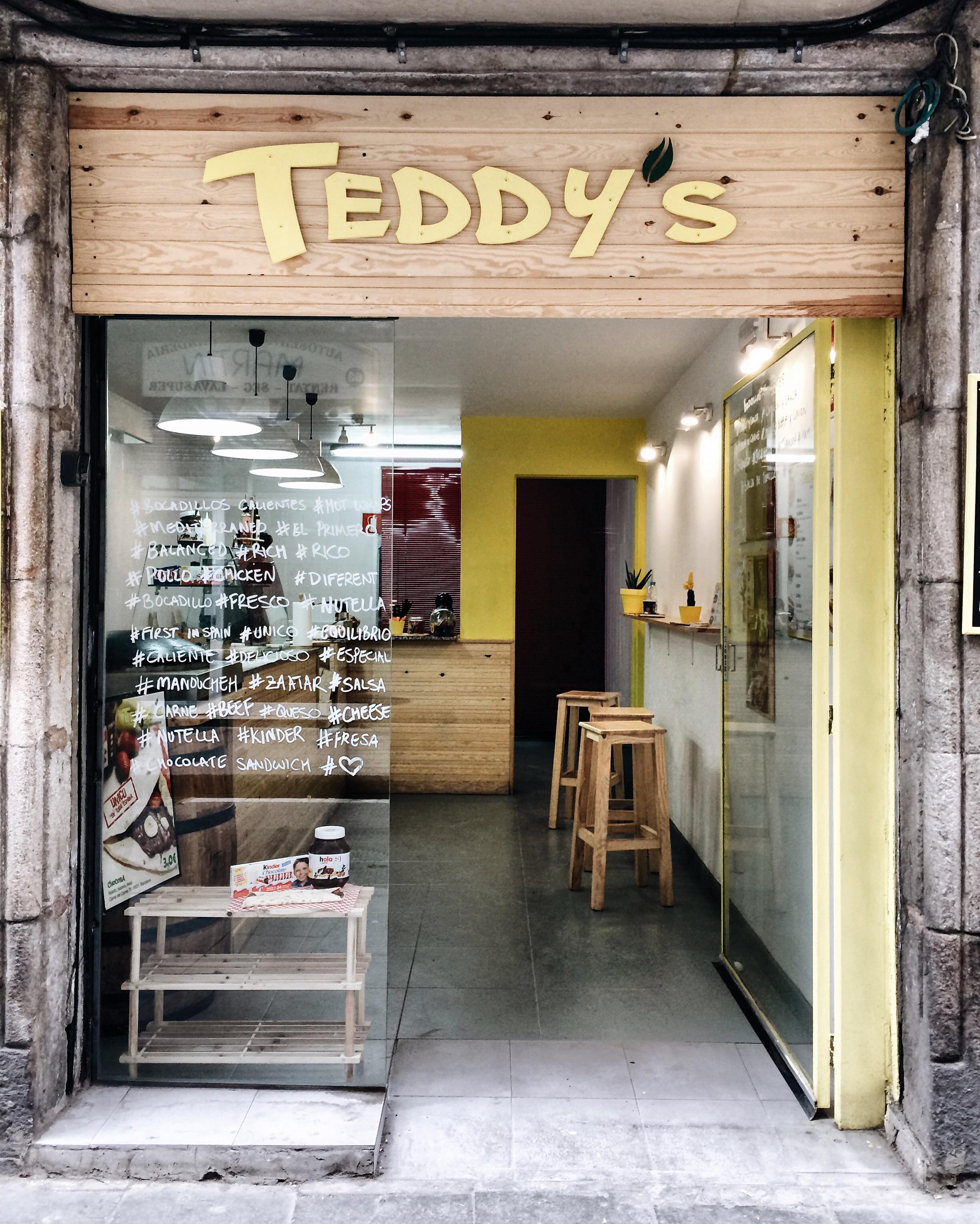 Teddy's, Barcelona