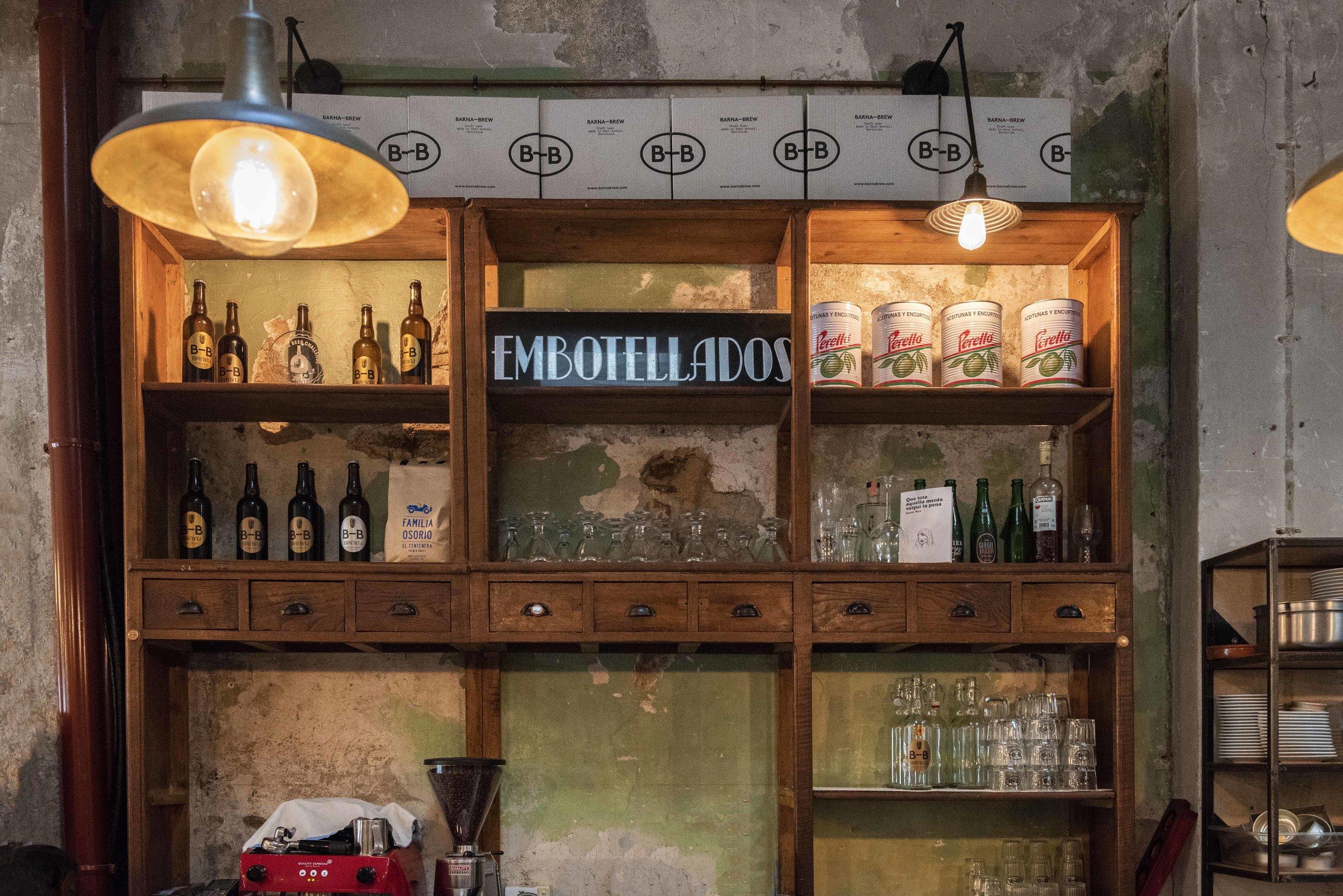 Barna Brew, Barcelona. Photo © Barcelona Food Experience