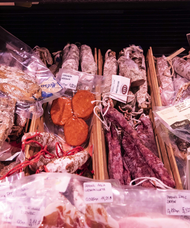 Pirineu en Boca, Barcelona. Photo © Barcelona Food Experience