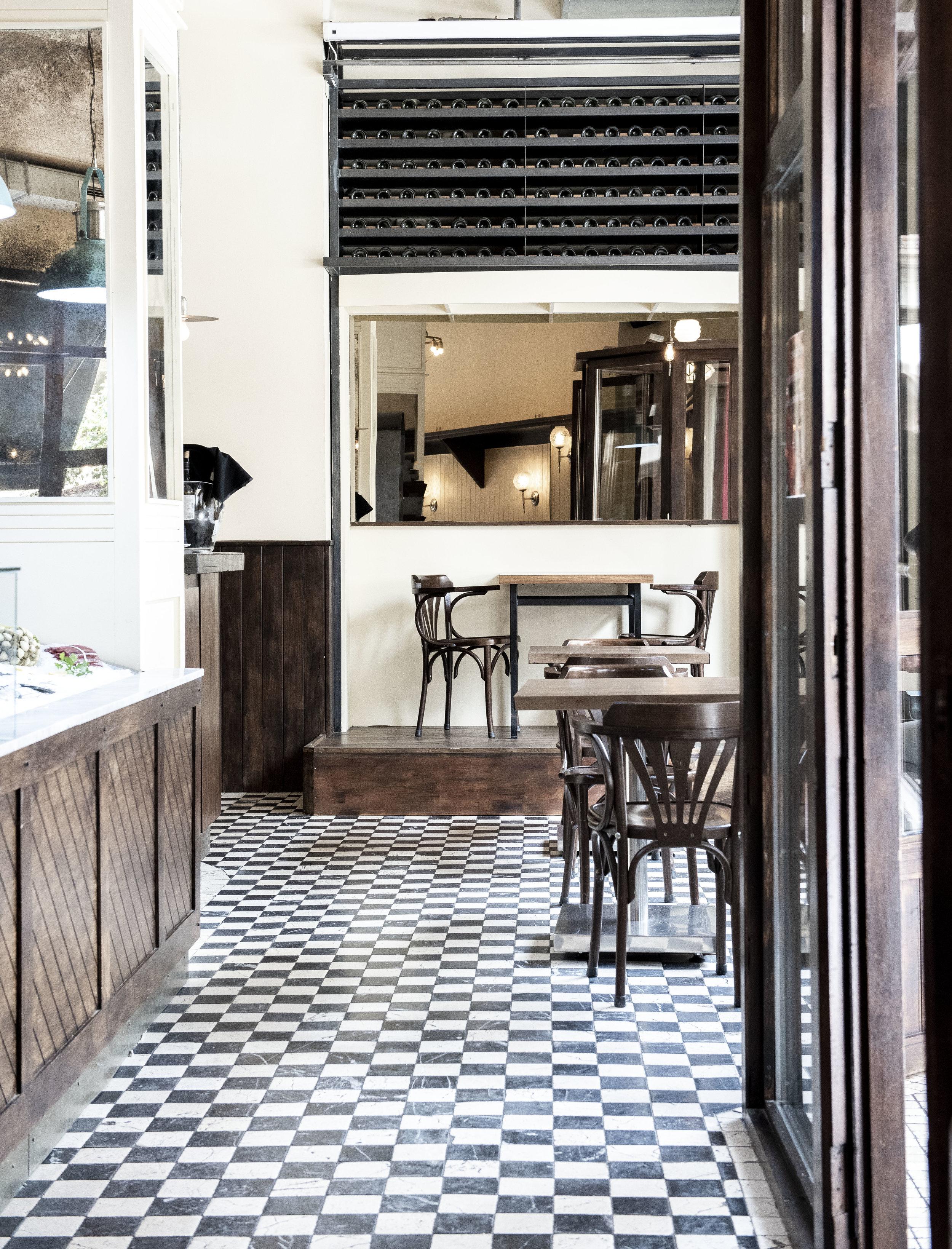 Calabrasa, Barcelona. Photo © Barcelona Food Experience.