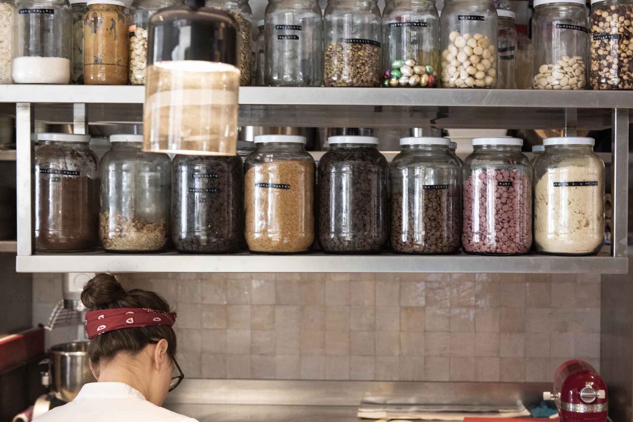 Funky Bakers Barcelona. Photo © Barcelona Food Experience.